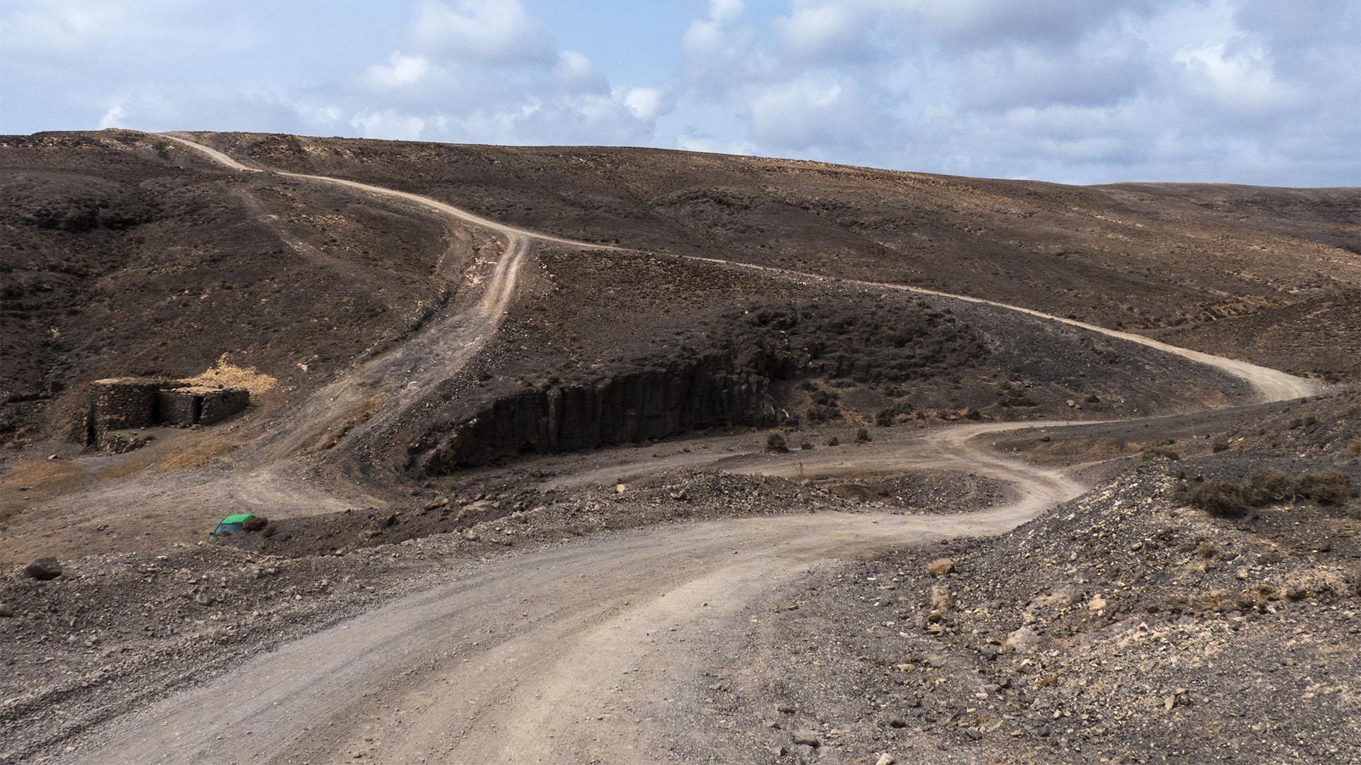 Die Strände Fuerteventuras: Playa Majada de las Cabras