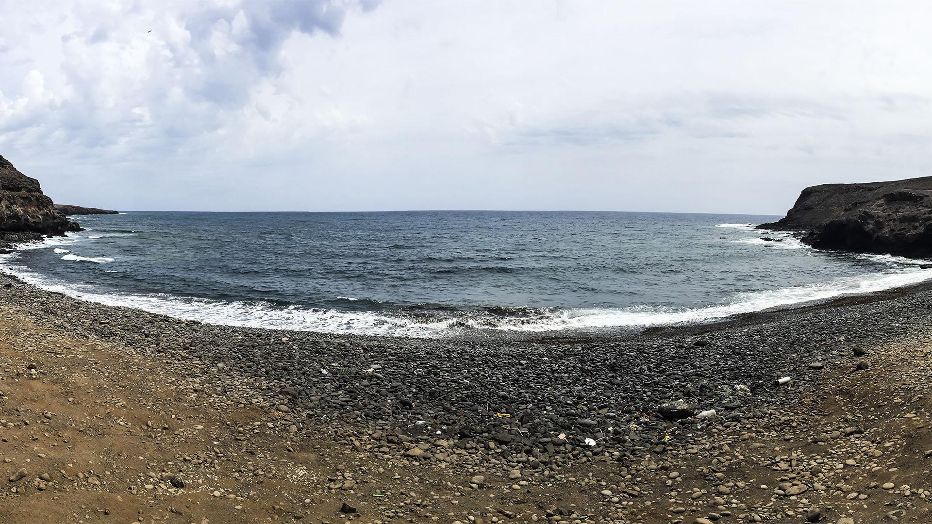 Die Strände Fuerteventuras: Playa de Leandro
