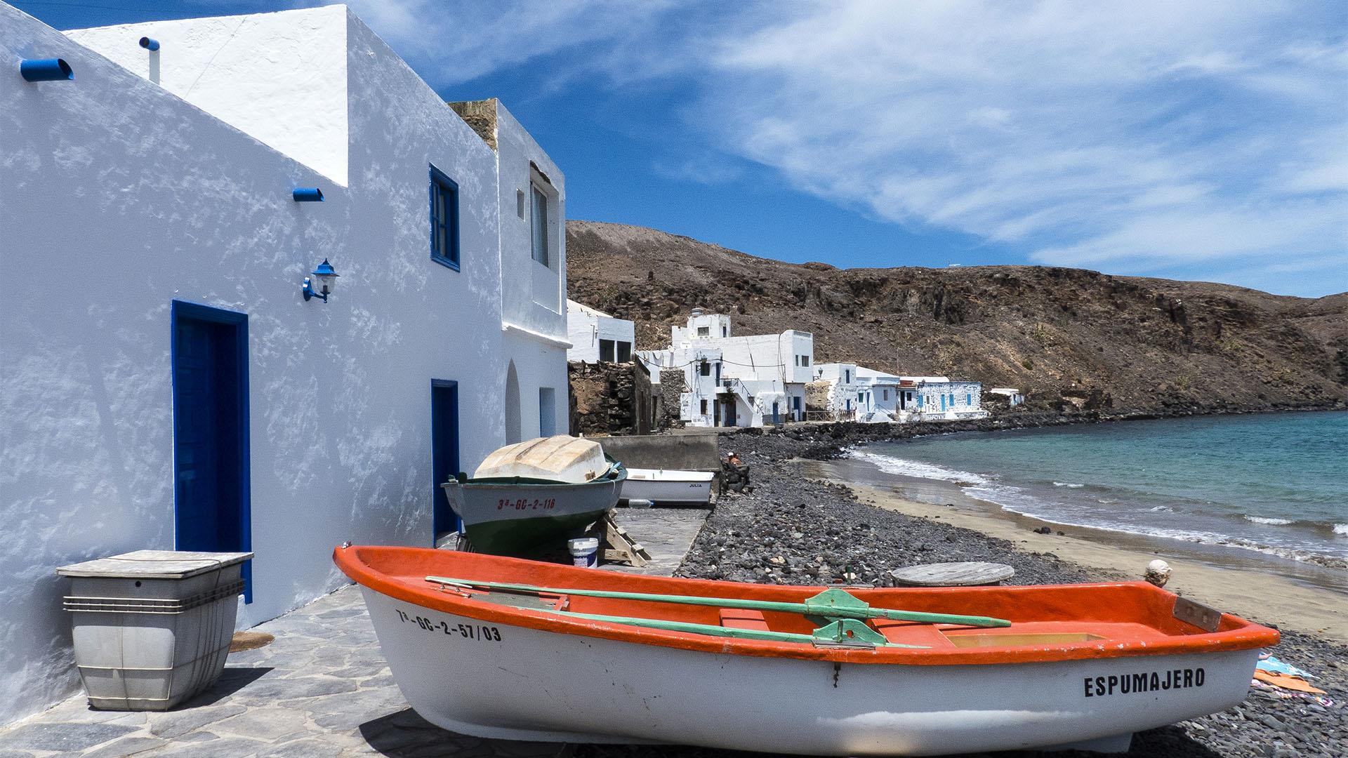 Die Strände Fuerteventuras: Playa de Pozo Negro