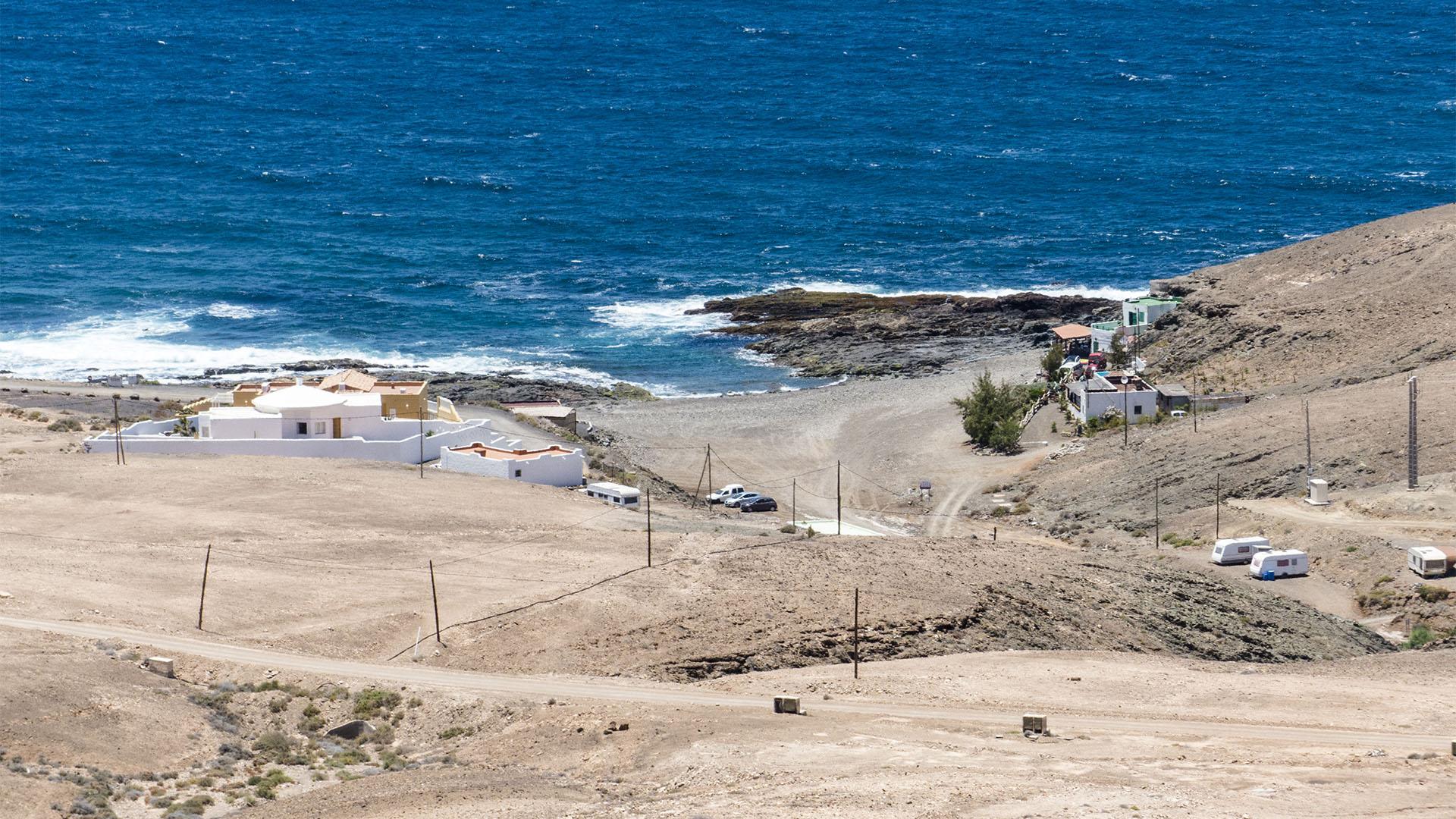 Die Strände Fuerteventuras: Playa Valle des Antaines