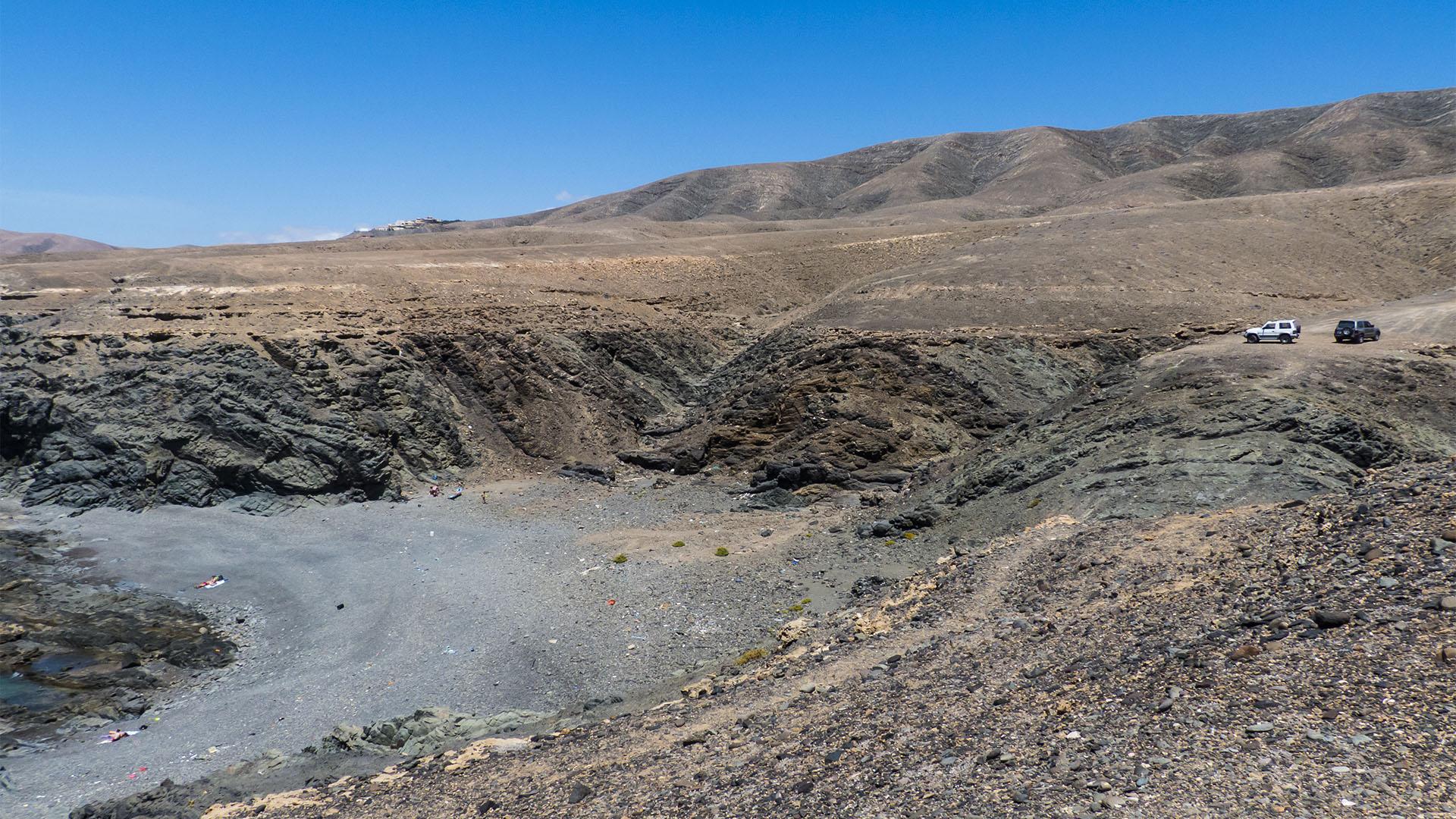 Die Strände Fuerteventuras: Caleta del Paso
