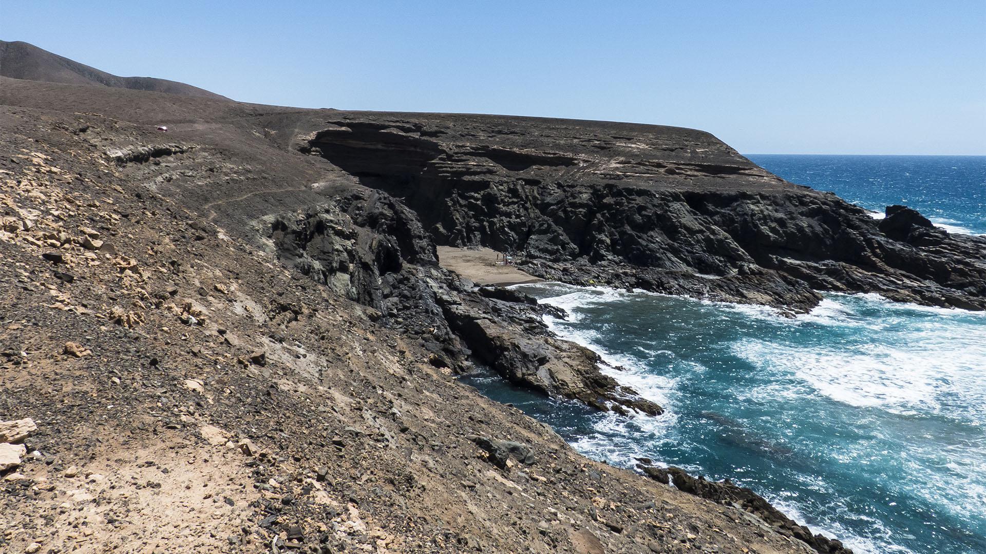 Die Strände Fuerteventuras: Punta de los Caletones