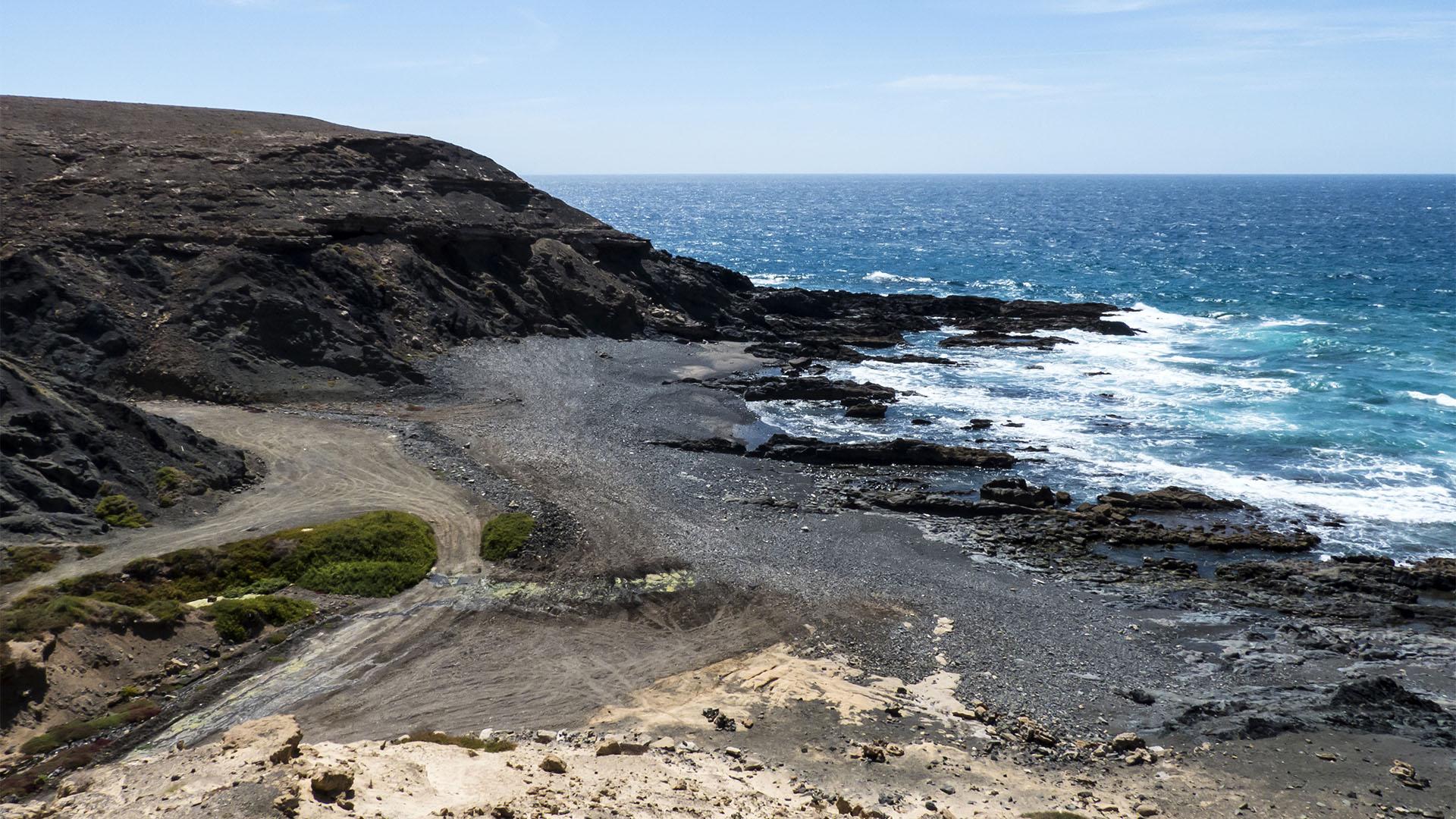 Die Strände Fuerteventuras: Baja del Junguillo aka Playa de Junguillo