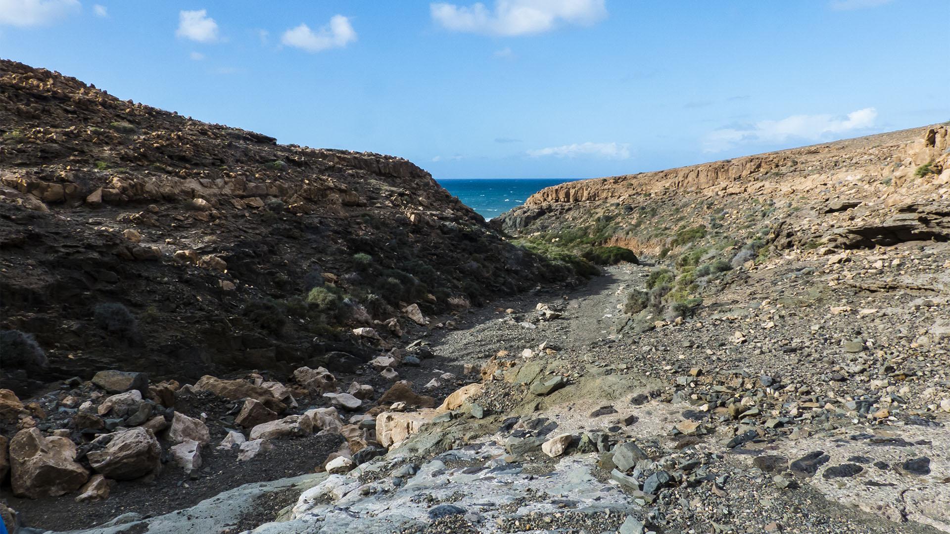 Die Strände Fuerteventuras: Baja de Junguillo