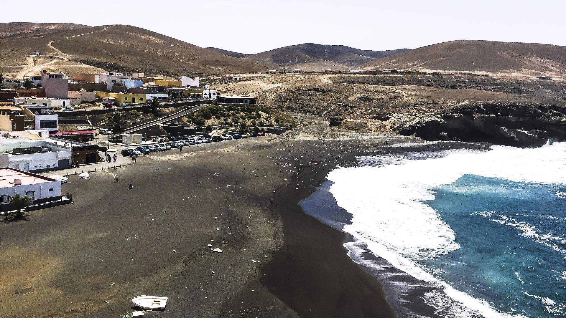 Die Strände Fuerteventuras: Playa de Ajuy