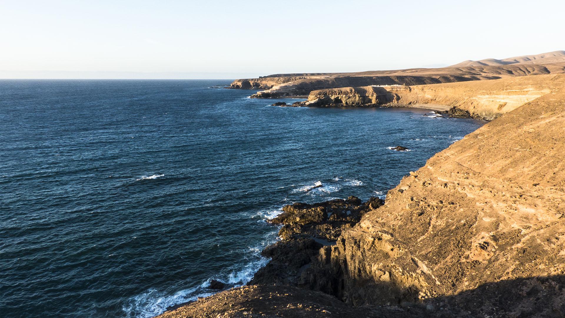 Die Strände Fuerteventuras: Playa de Comisianes