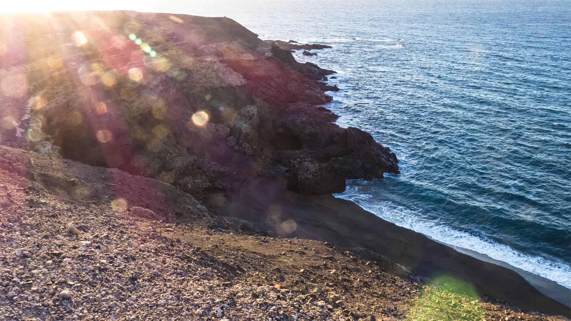 Die Strände Fuerteventuras: Playa de los Muertos