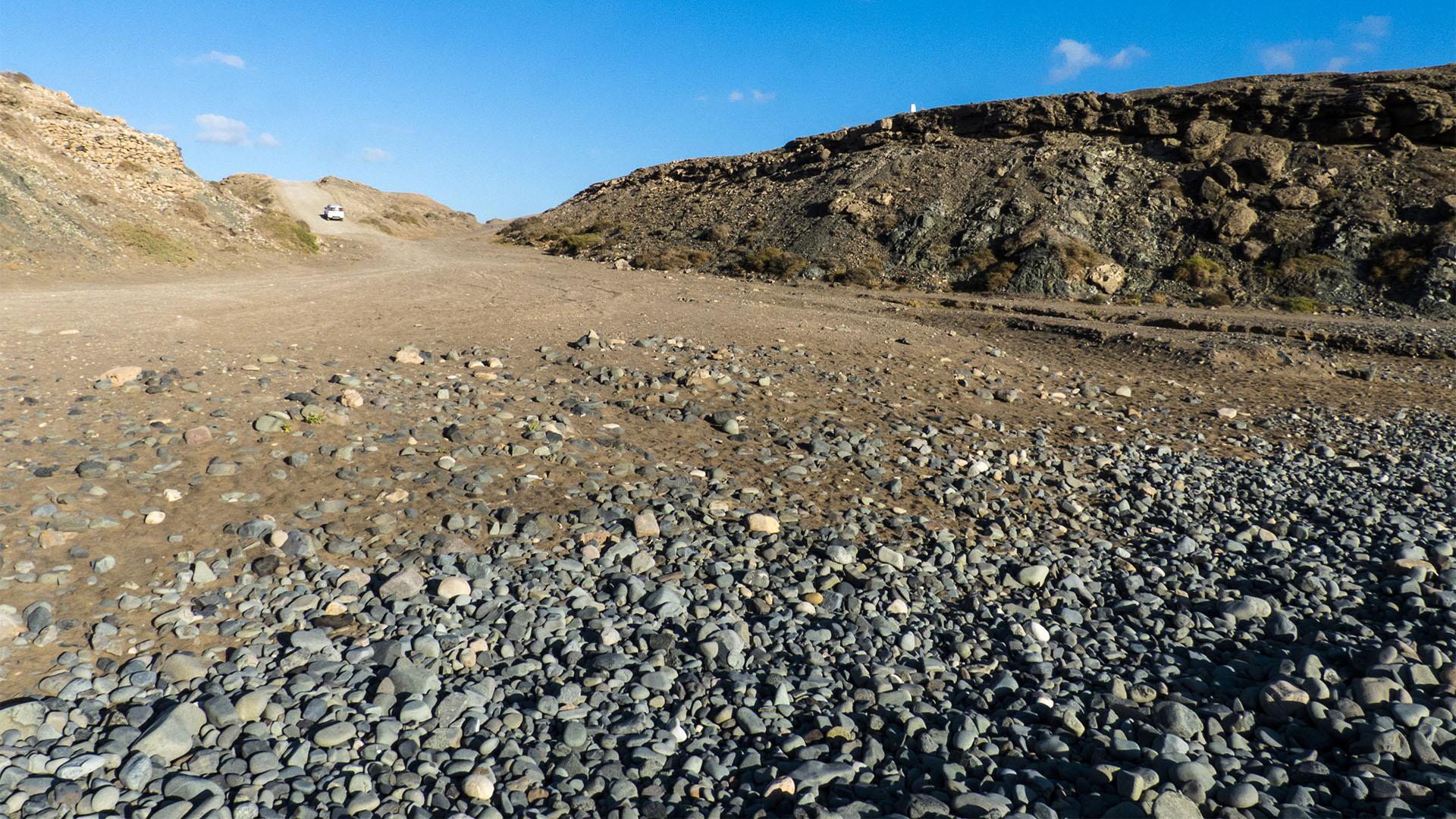Die Strände Fuerteventuras: Playa de Garcey
