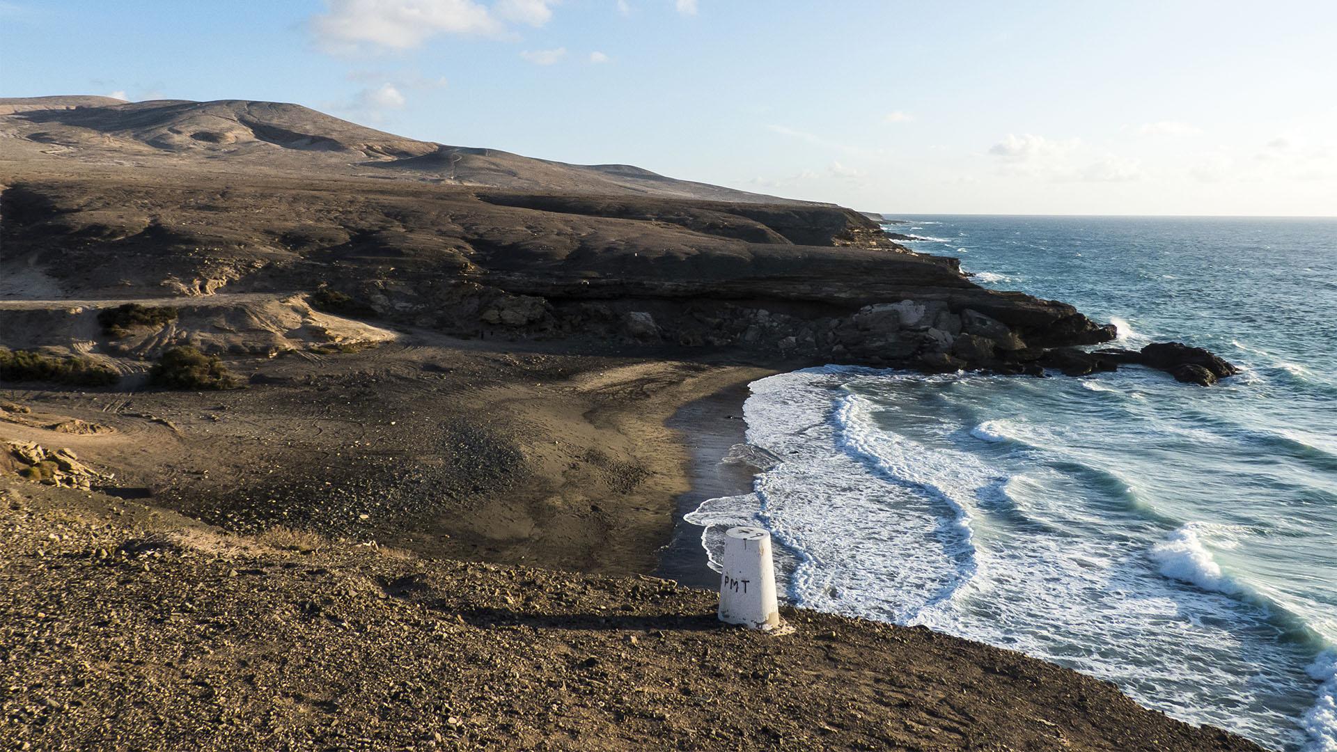 Die Strände Fuerteventuras: Playa de Vigocho