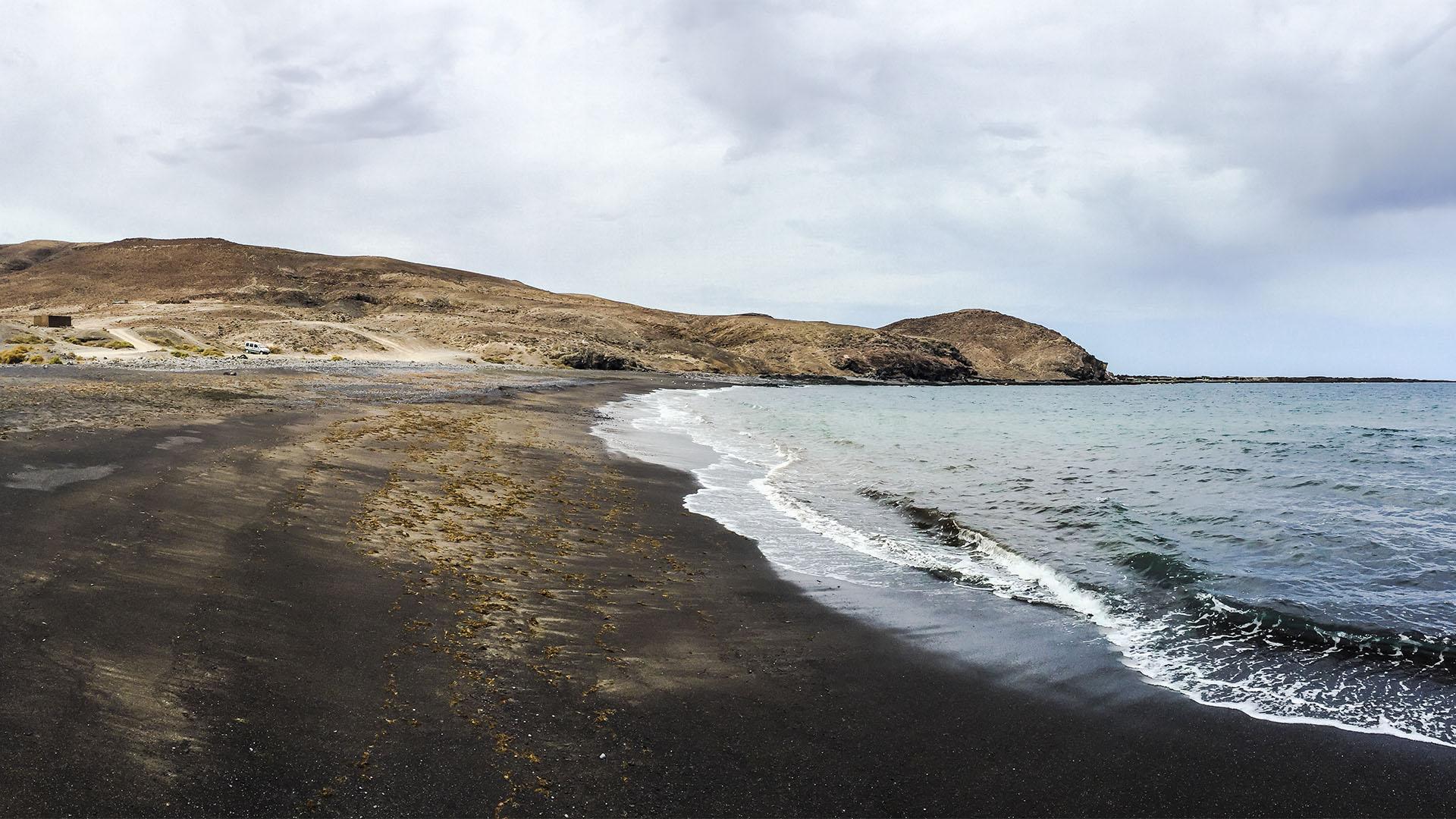Die Strände Fuerteventuras: Ensenada de Jacomar.