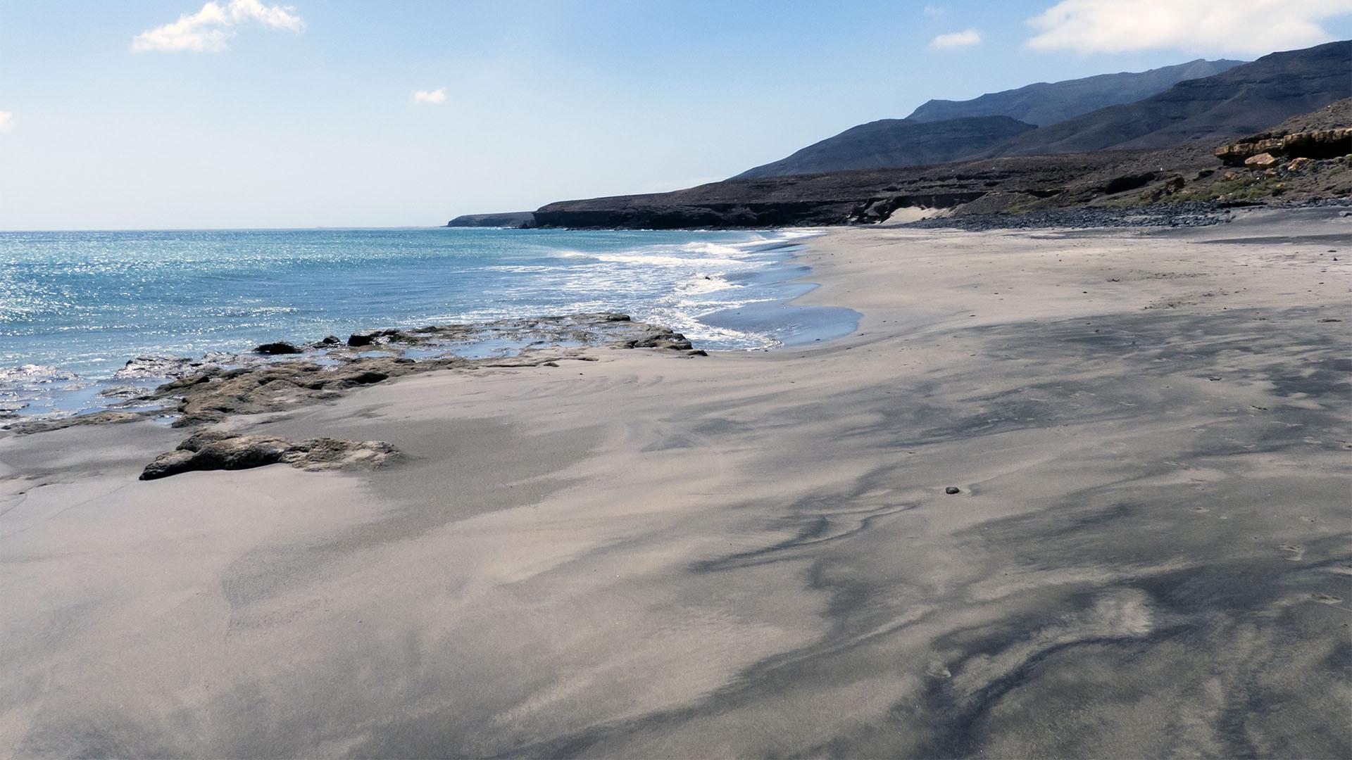 Die Strände Fuerteventuras: Bajo de Gran Valle.