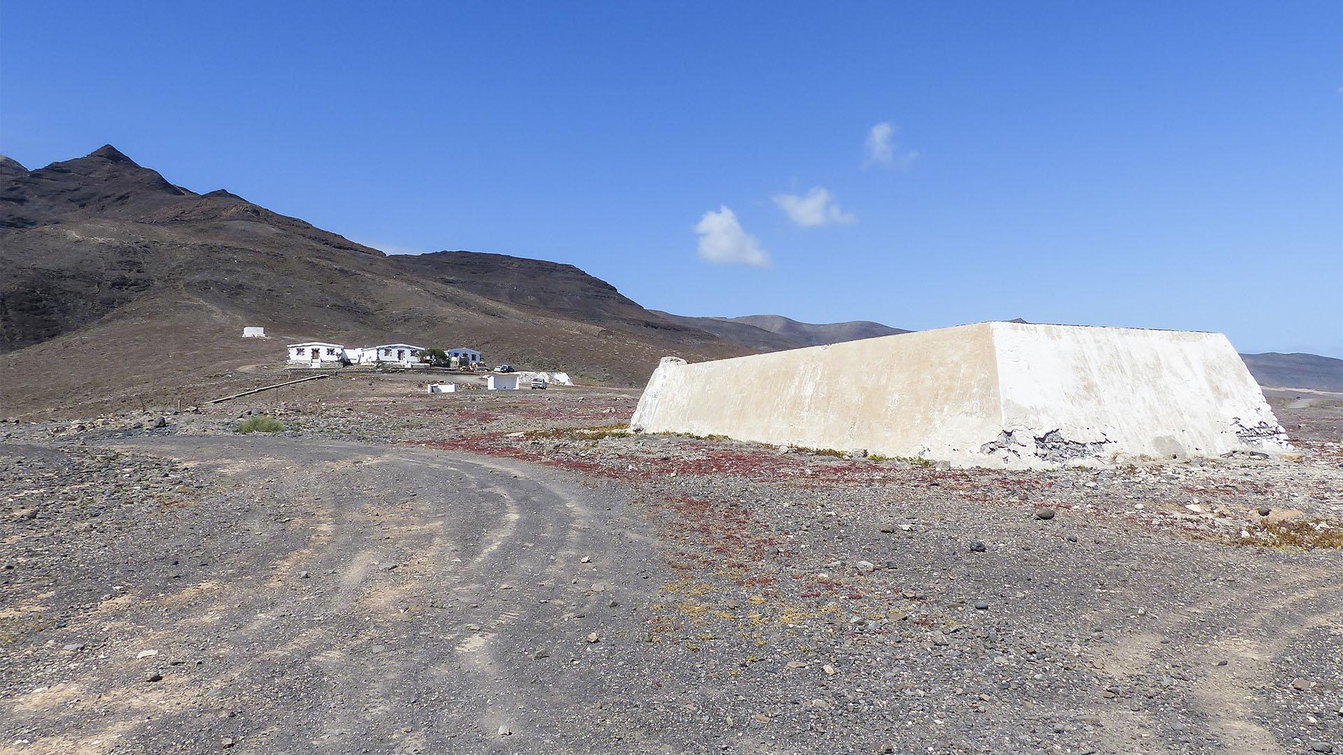 Die Strände Fuerteventuras: Casas de Joros.