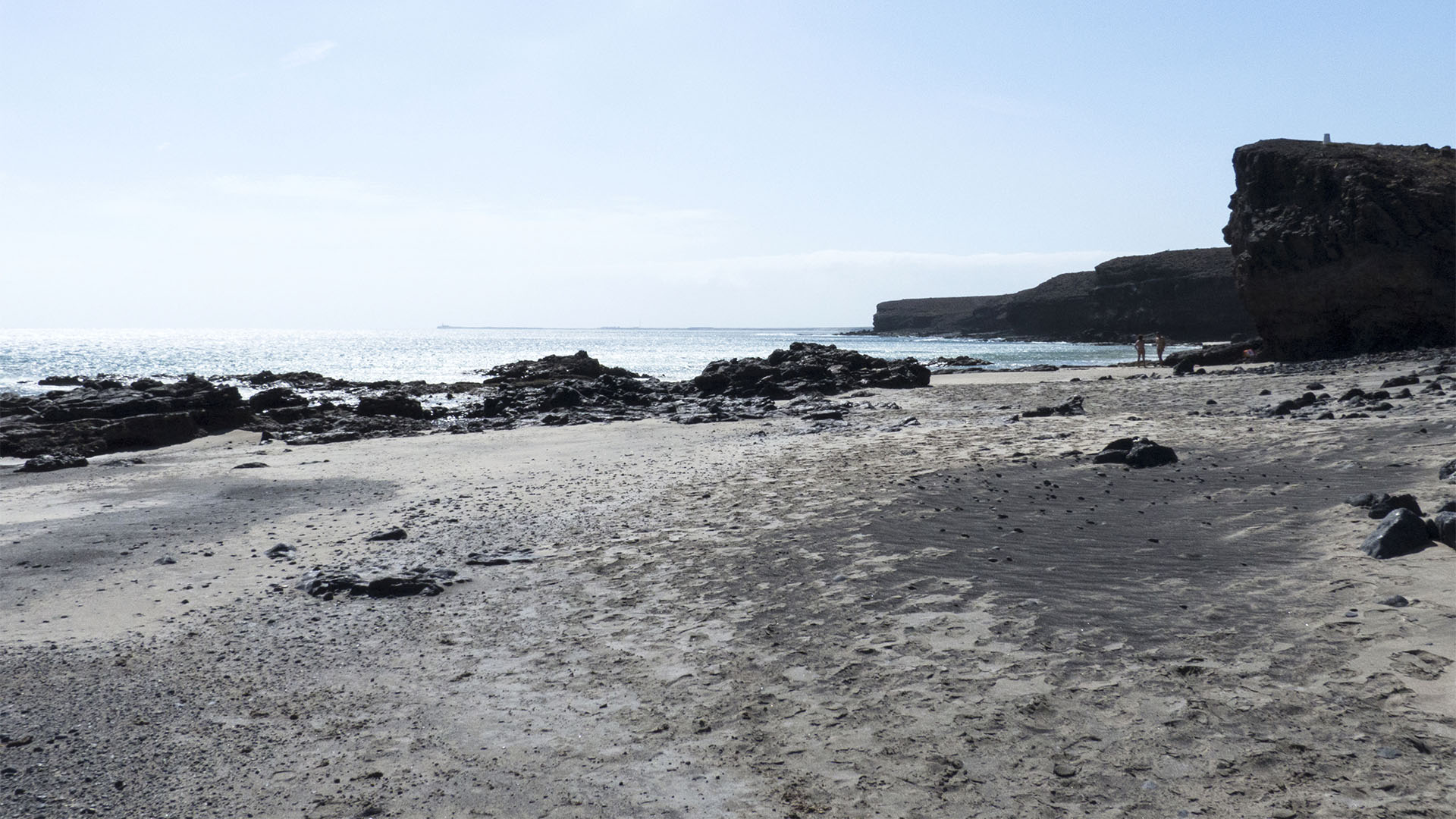 Die Strände Fuerteventuras: Punta del Viento.