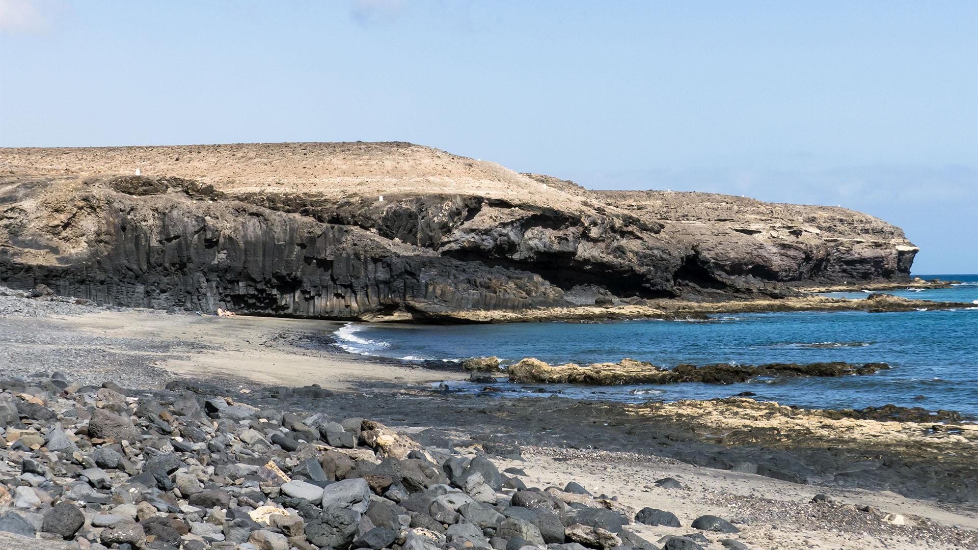 Die Strände Fuerteventuras: Baja Gomez.