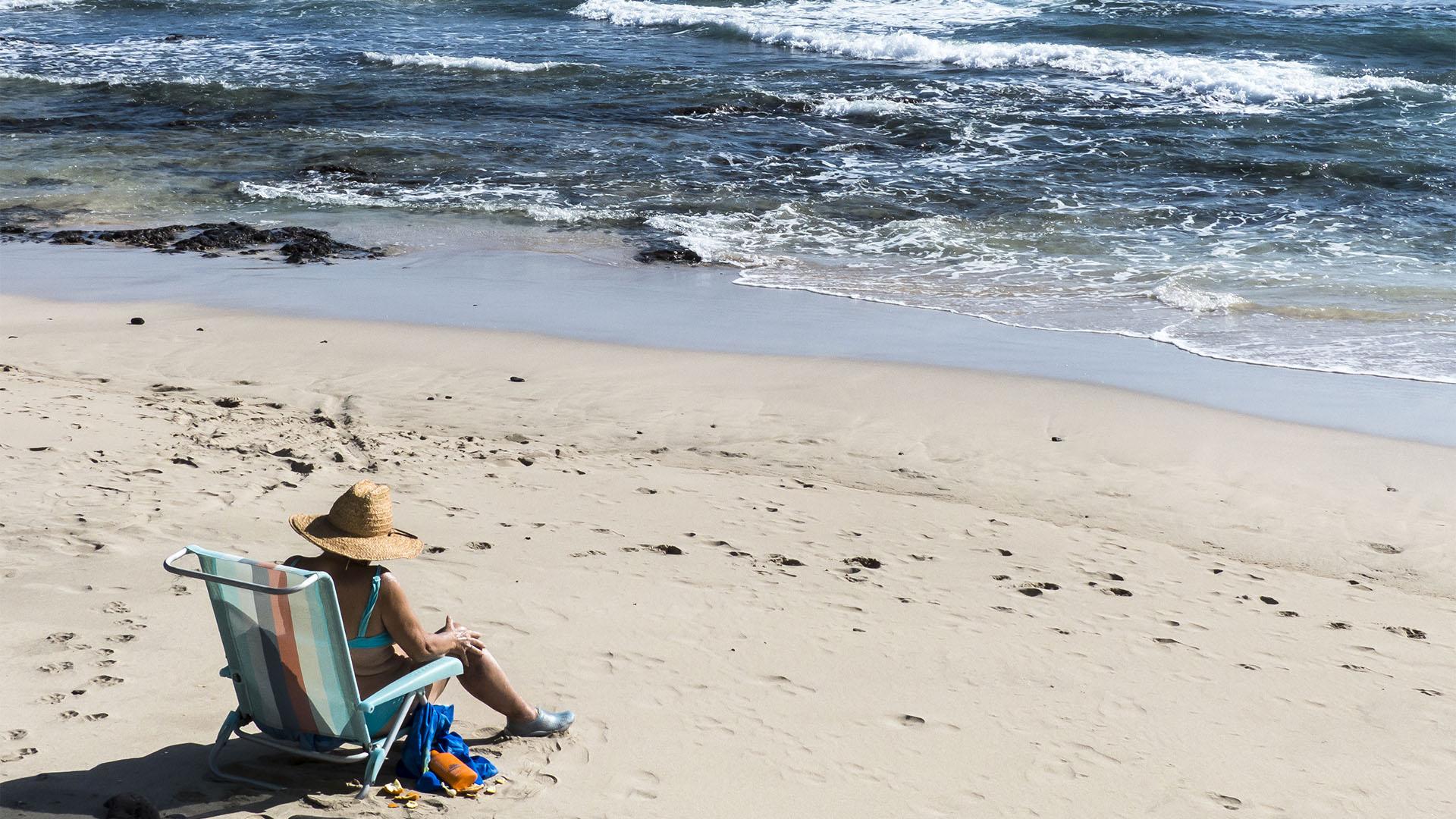 Die Strände Fuerteventuras: Playa el Puertito.