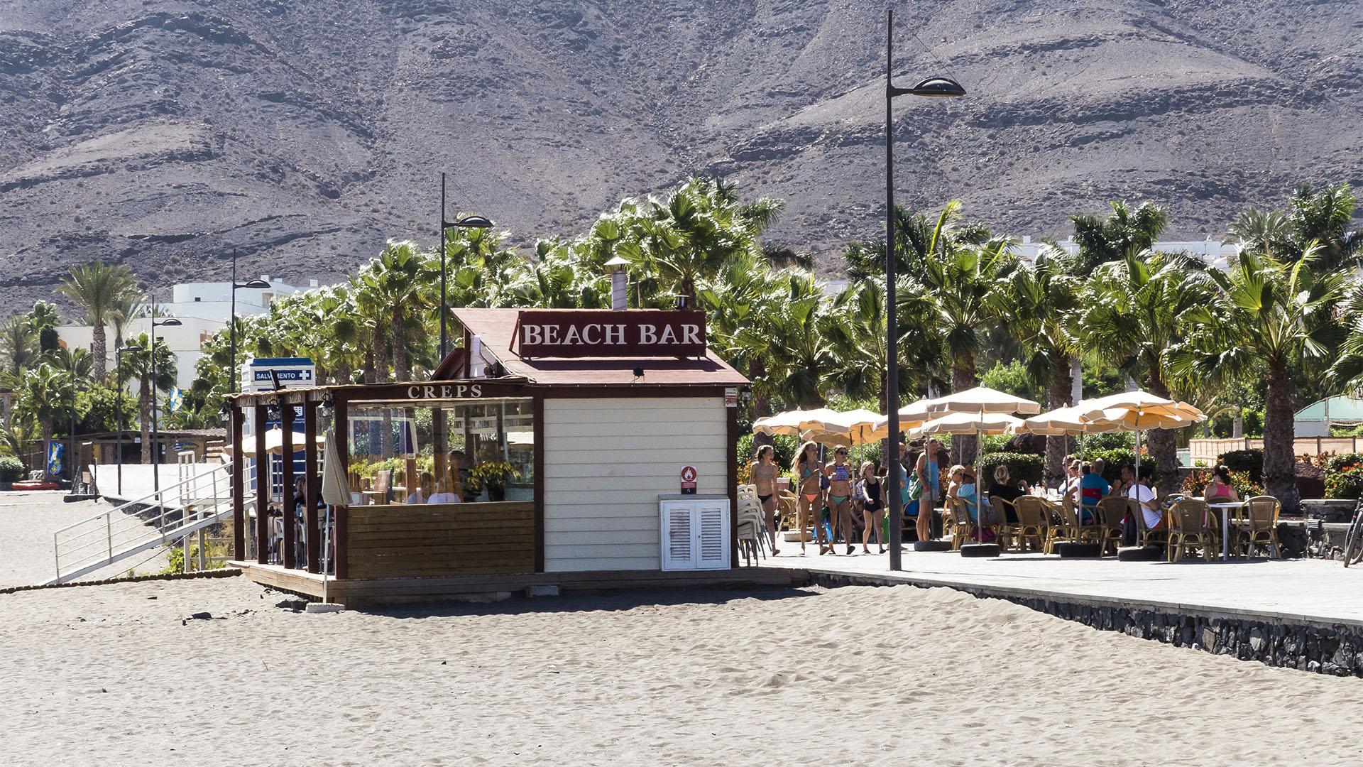 Die Strände Fuerteventuras: Cala de las Playas Las Playitas.