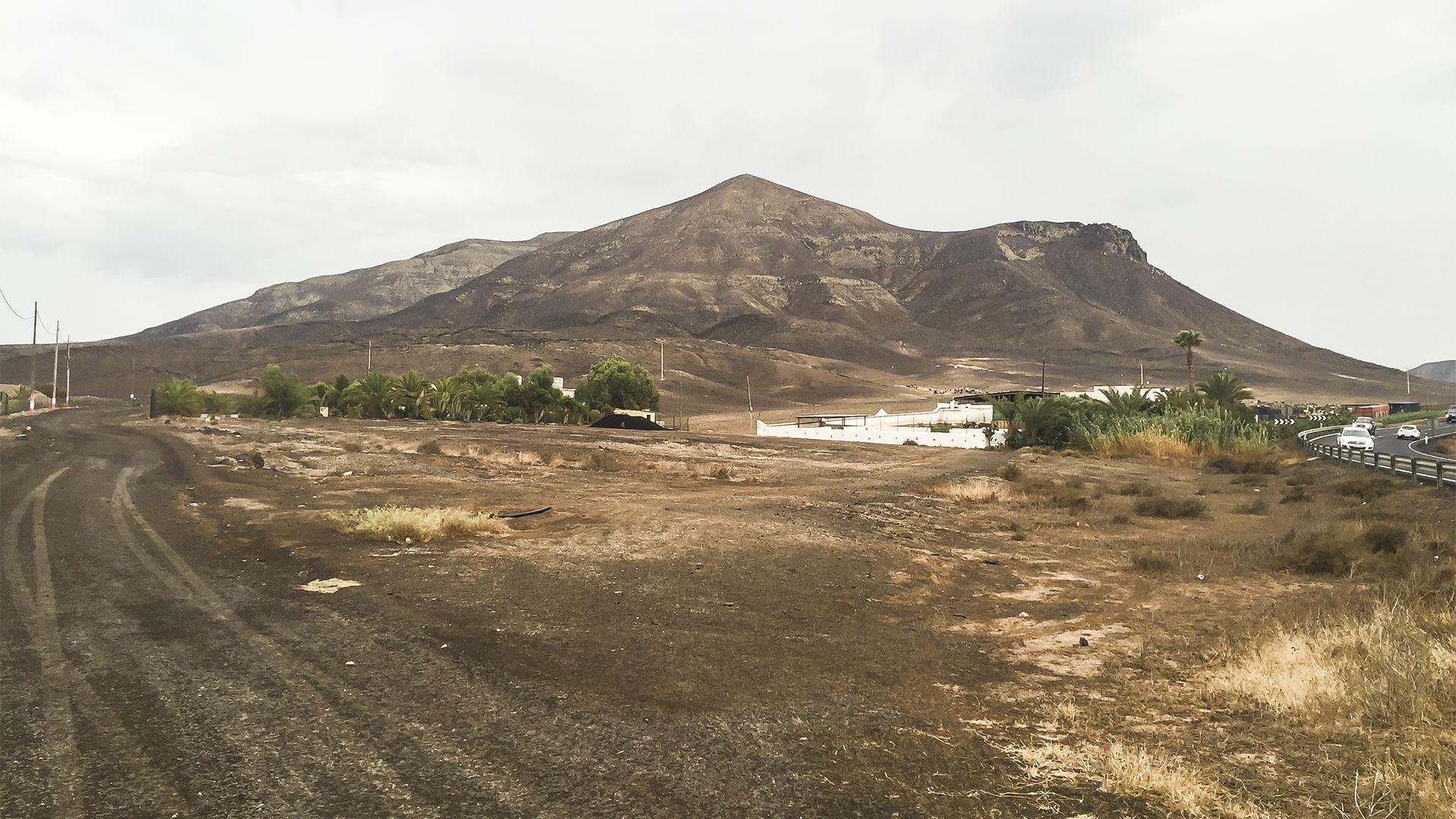 Die Strände Fuerteventuras: Playa de Agando.