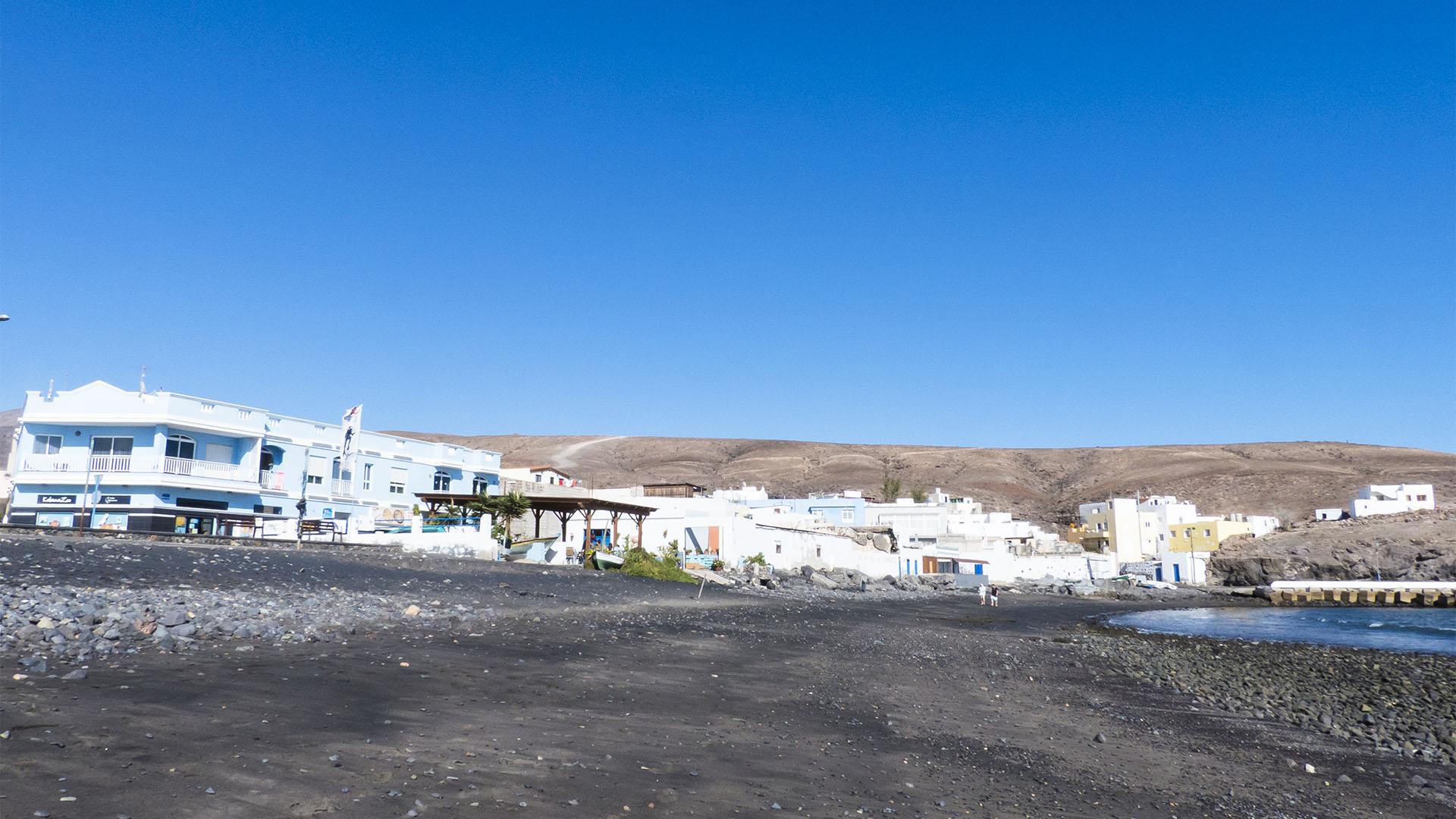 vDie Strände Fuerteventuras: Playa de Tarajalejo.