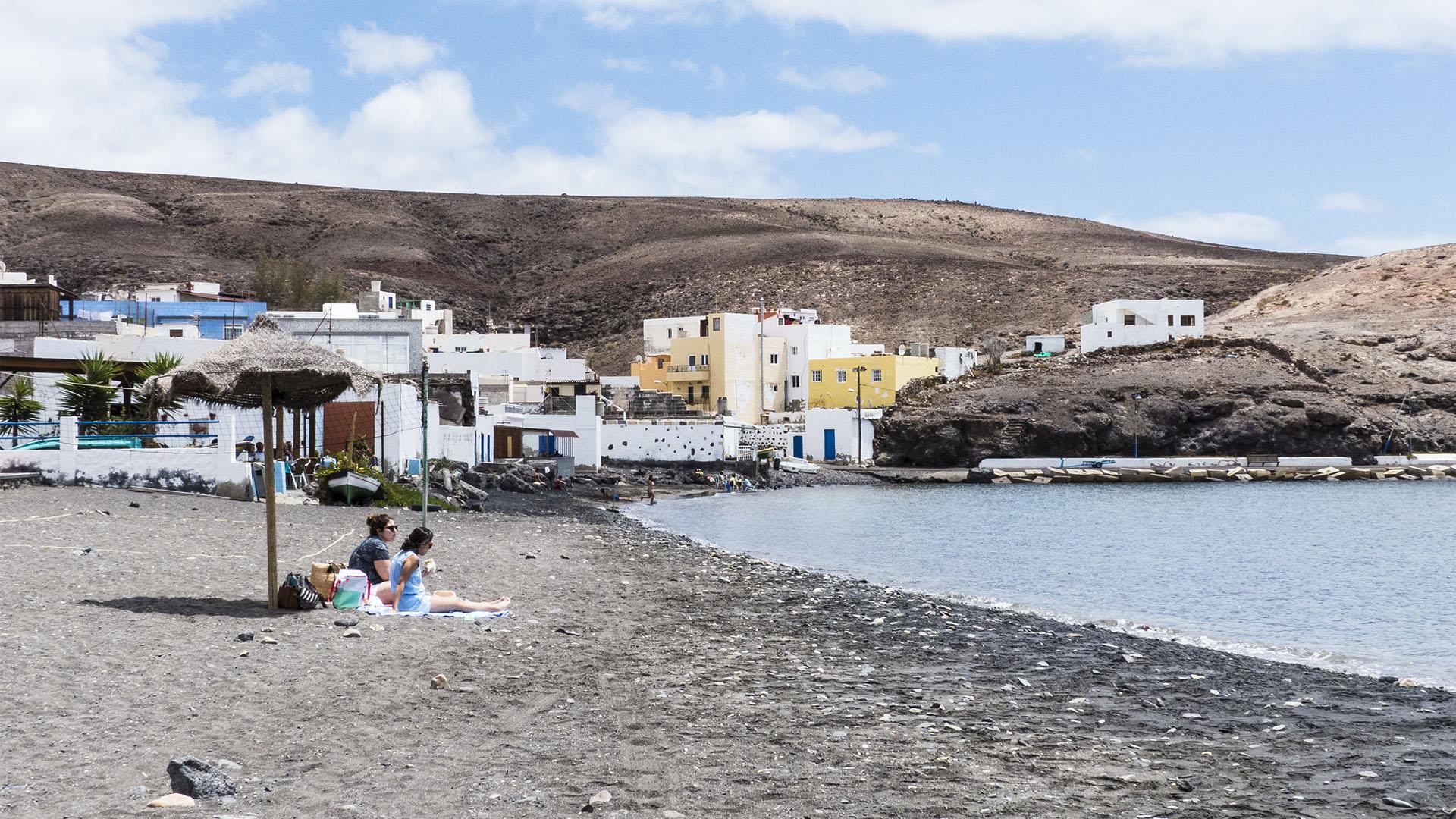 Die Strände Fuerteventuras: Playa de Taralalejo.