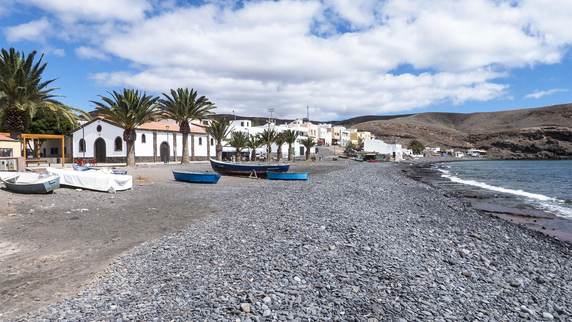 Die Strände Fuerteventuras: Playa la Lajita.