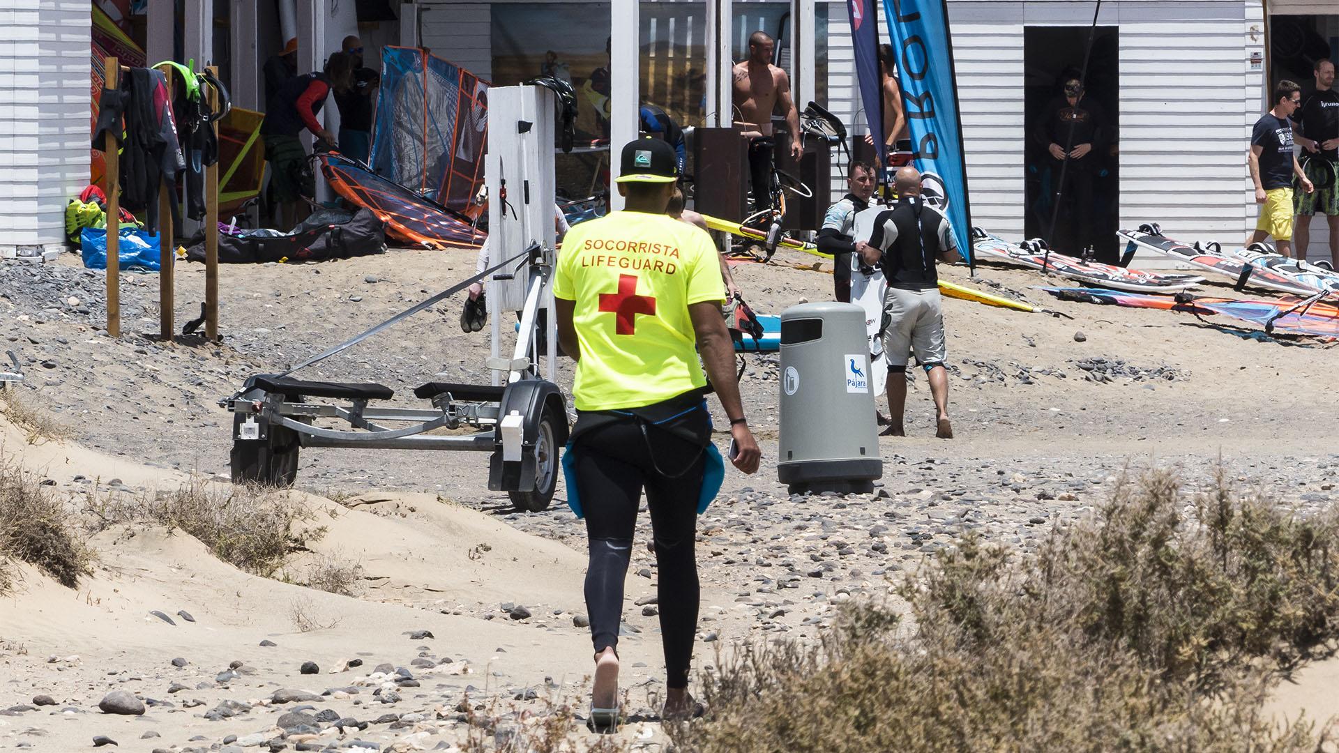 Die Strände Fuerteventuras: Costa Calma, Playas de Matas Blancas.