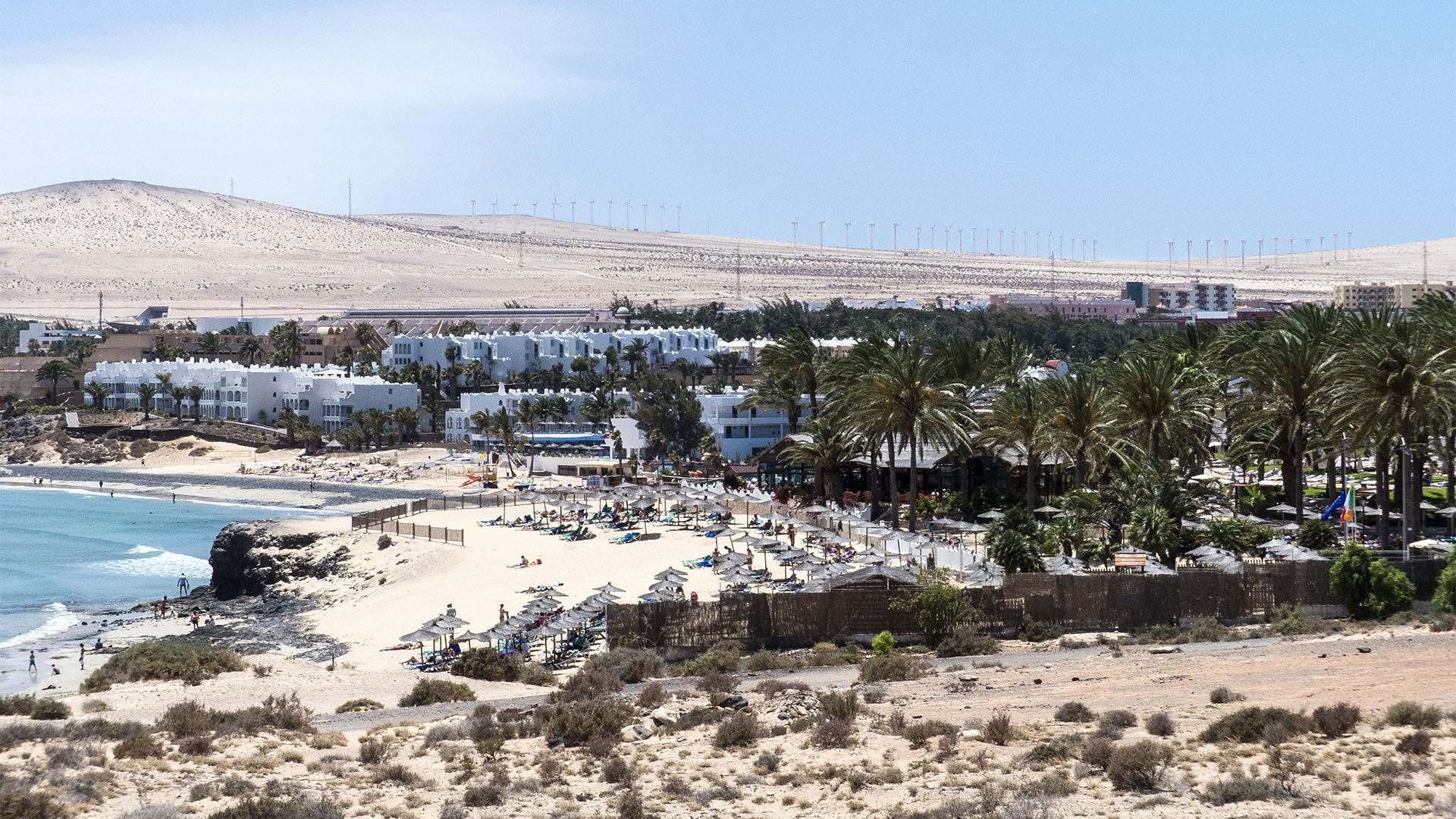 Die Strände Fuerteventuras: Costa Calma, Punta de los Molinillos.