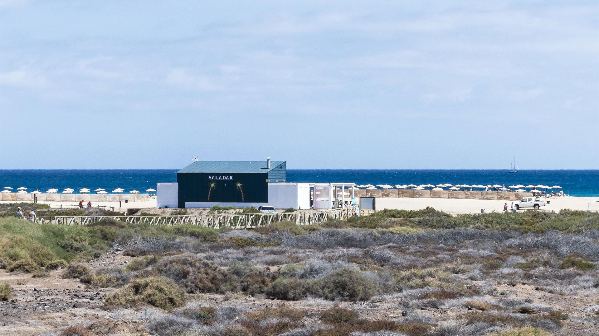 Die Strände Fuerteventuras: Halbinsel Jandía, Playa del Matorral.