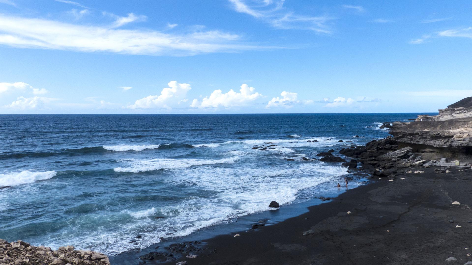 Die Strände Fuerteventuras: Playa de Las Hermosas.