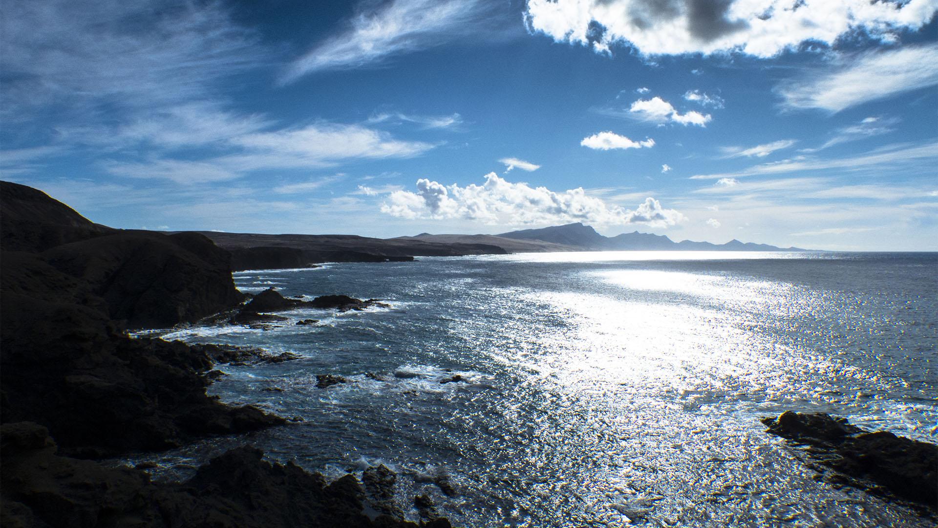 Die Strände Fuerteventuras: Puerto Nuevo.
