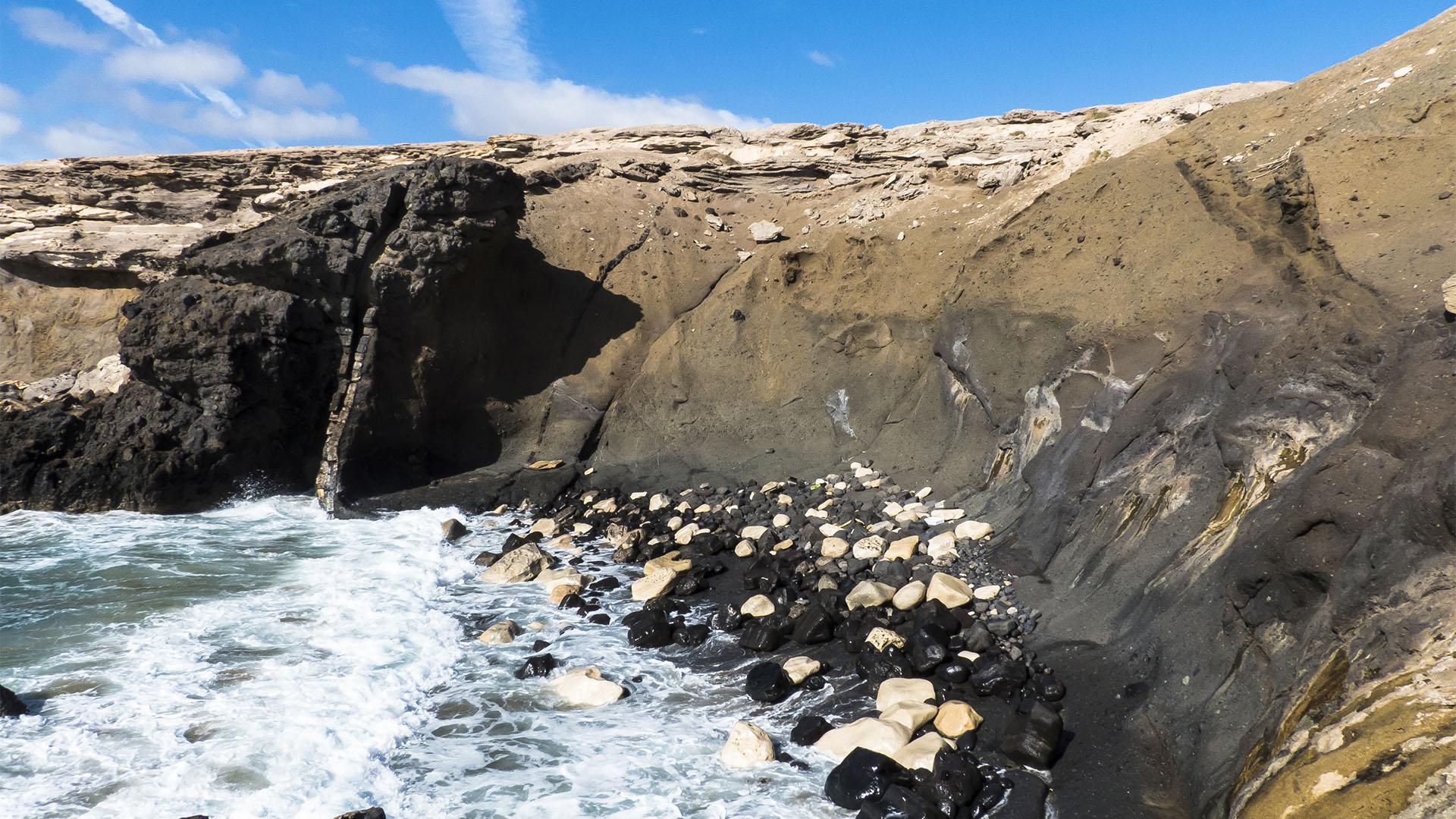Die Strände Fuerteventuras: Playa del Viejo Rey.