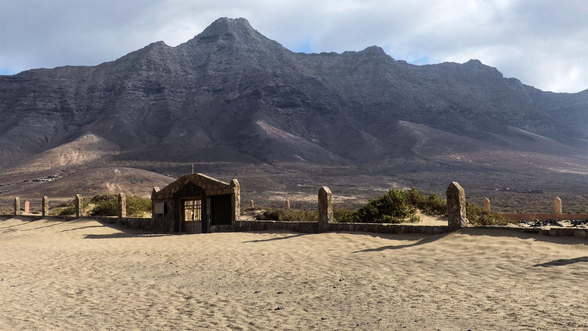 Die Strände Fuerteventuras: Playa de Cofete.