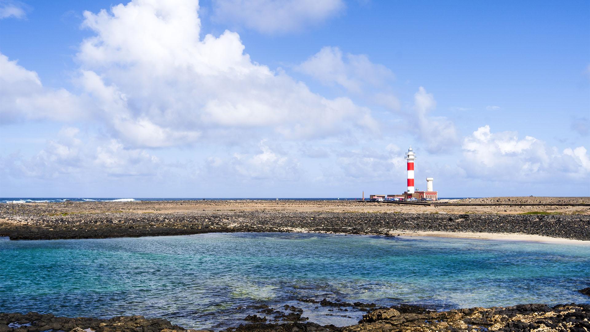 Sehenswürdigkeiten Fuerteventuras: El Cotillo – Faro de Tostón