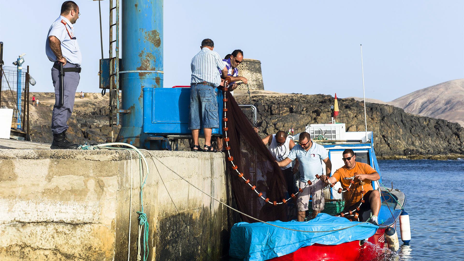 Handels-Hafen El Cotillo Fuerteventura – www.sunnyfuerte.com