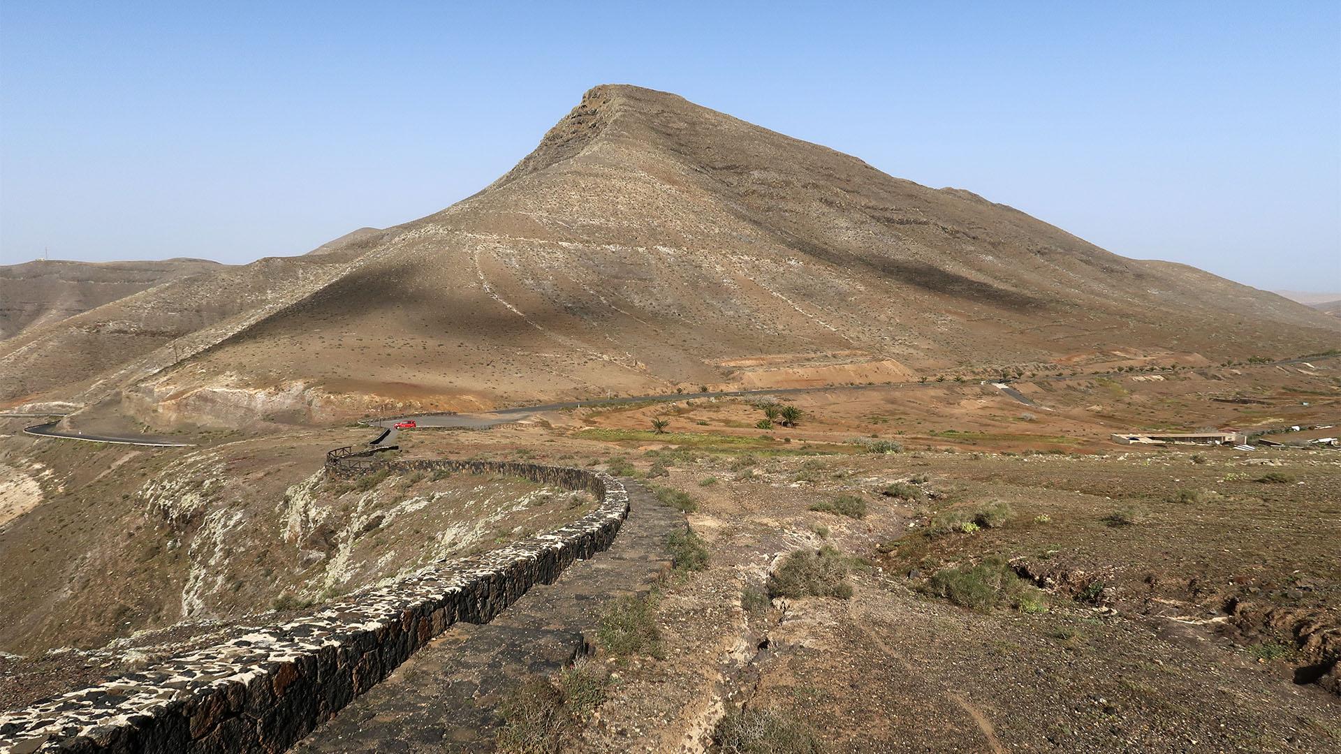 Vallebron Fuerteventura – Mirador de Vallebron y Fuente La Palma.