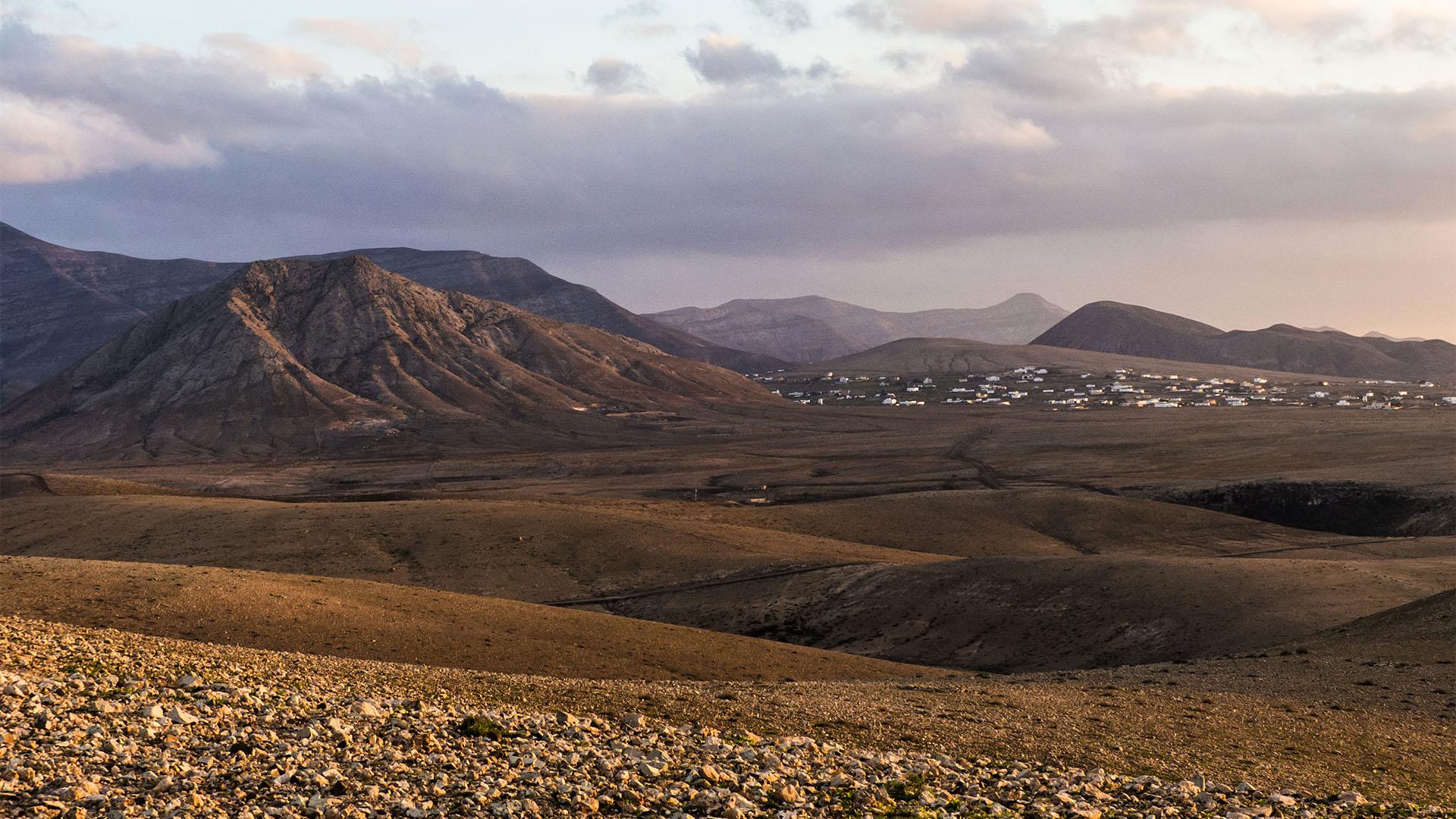 Sehenswürdigkeiten Fuerteventuras: Tindaya – Barranco Encantados