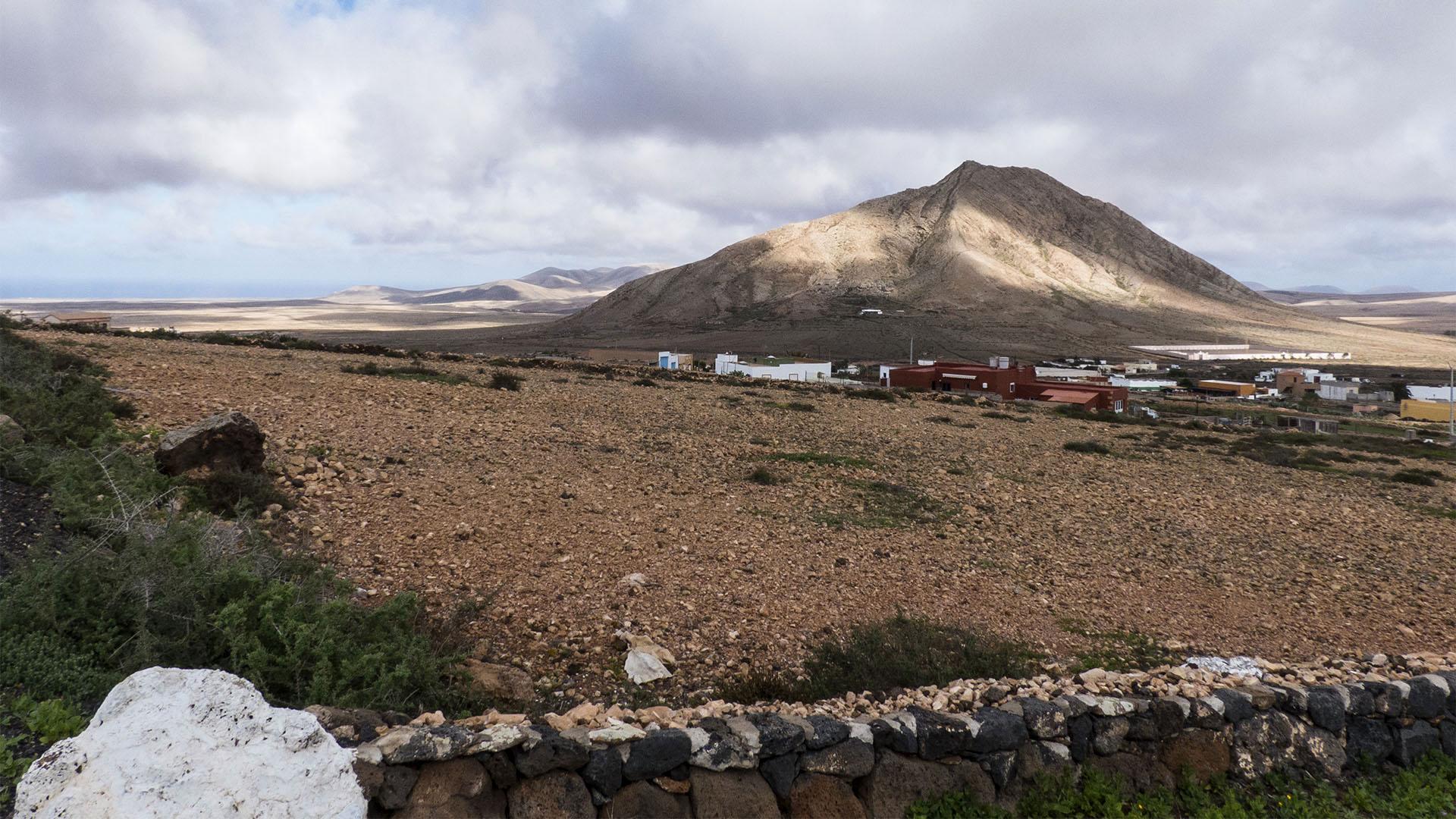 Sehenswürdigkeiten Fuerteventuras: Tindaya – Montaña Tindaya