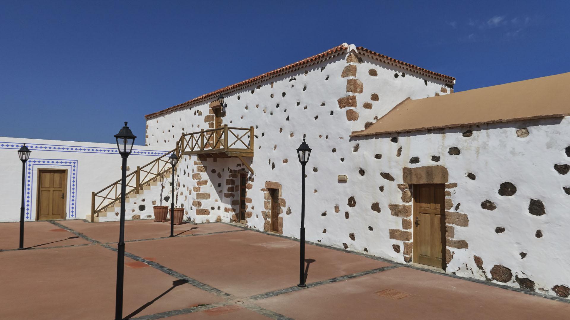 Die Casa Alta in Tindaya Fuerteventura.
