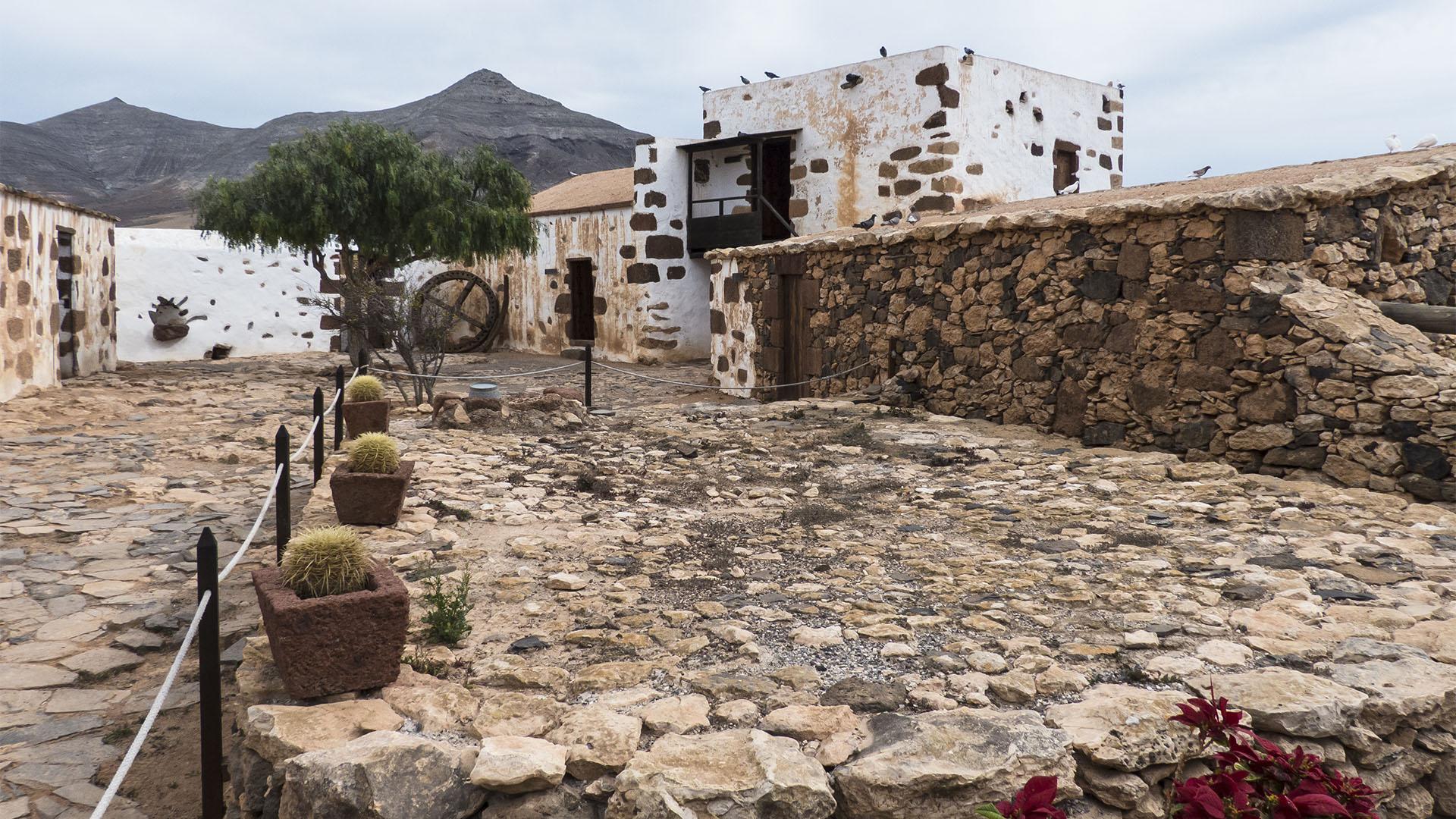 Sehenswürdigkeiten Fuerteventuras: Tefía – Ecomuseo la Alcogida