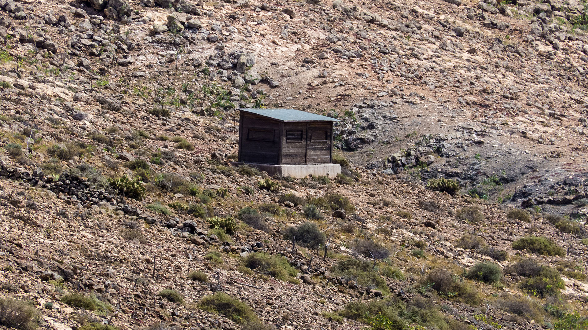 Sehenswürdigkeiten Fuerteventuras: Los Molinos – Embalse de Los Molinos