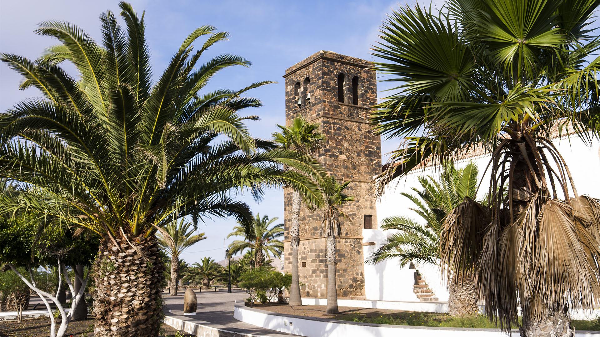 Sehenswürdigkeiten Fuerteventuras: La Oliva – Nuestra Señora de la Candelaria