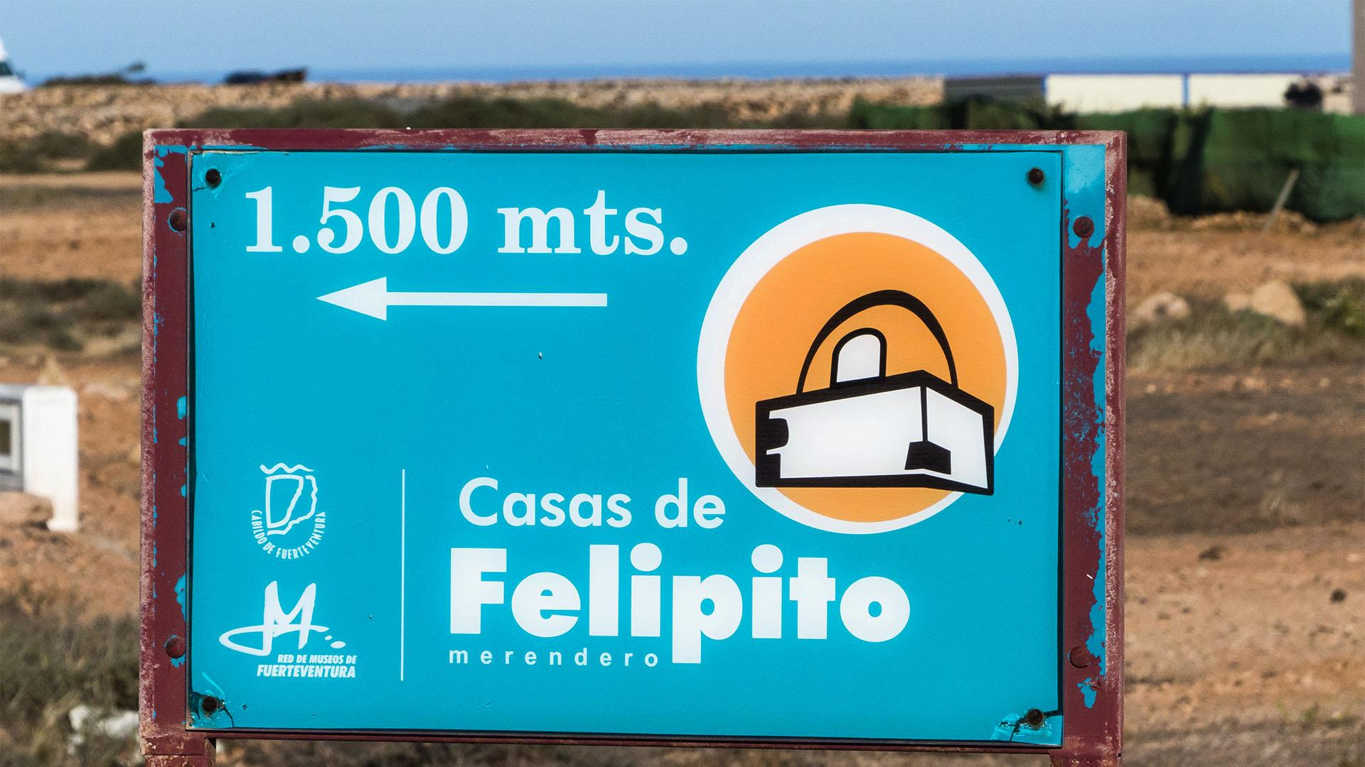 Sehenswürdigkeiten Fuerteventuras: Puerto del Rosario – Finca Felipito