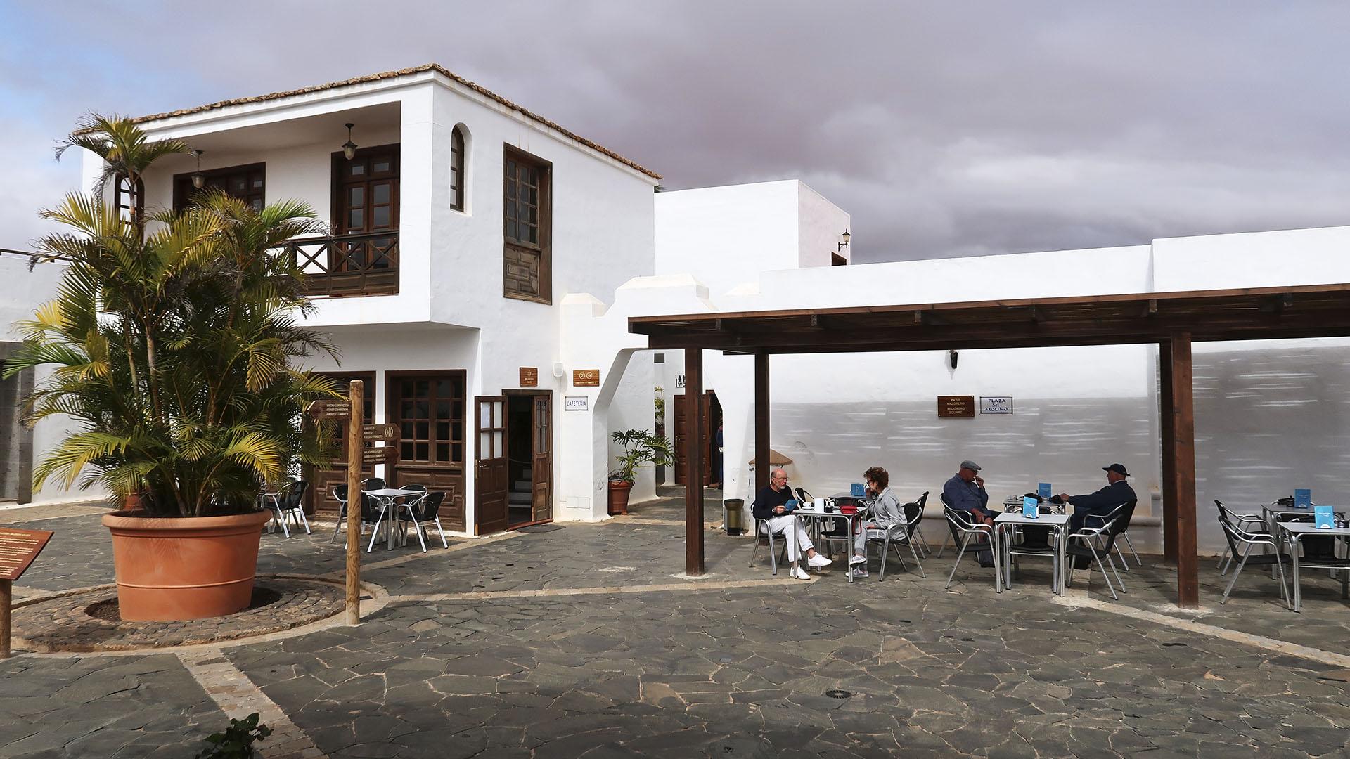 Museo del Queso Majorero Antigua Fuerteventura –Käsemuseum.