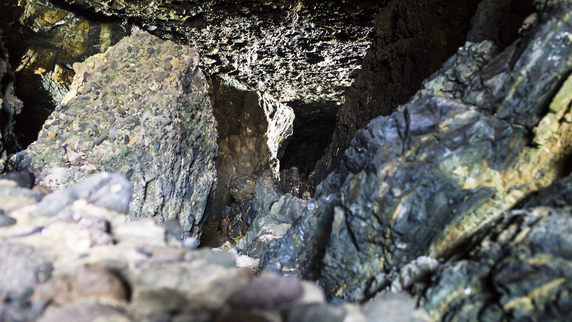 Sehenswürdigkeiten Fuerteventuras: Ajuy – Cuevas de Ajuy
