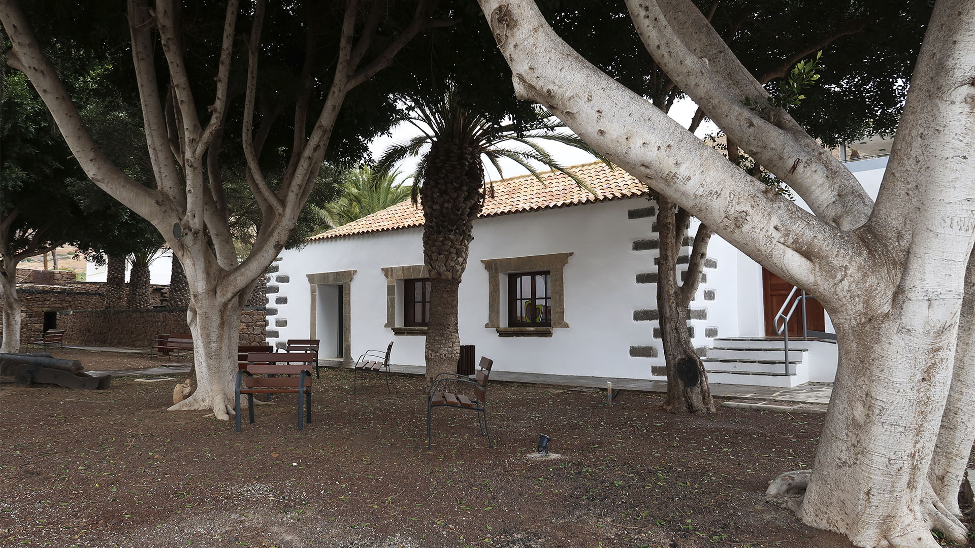 Museo Arqueologico Betancuria Fuerteventura.