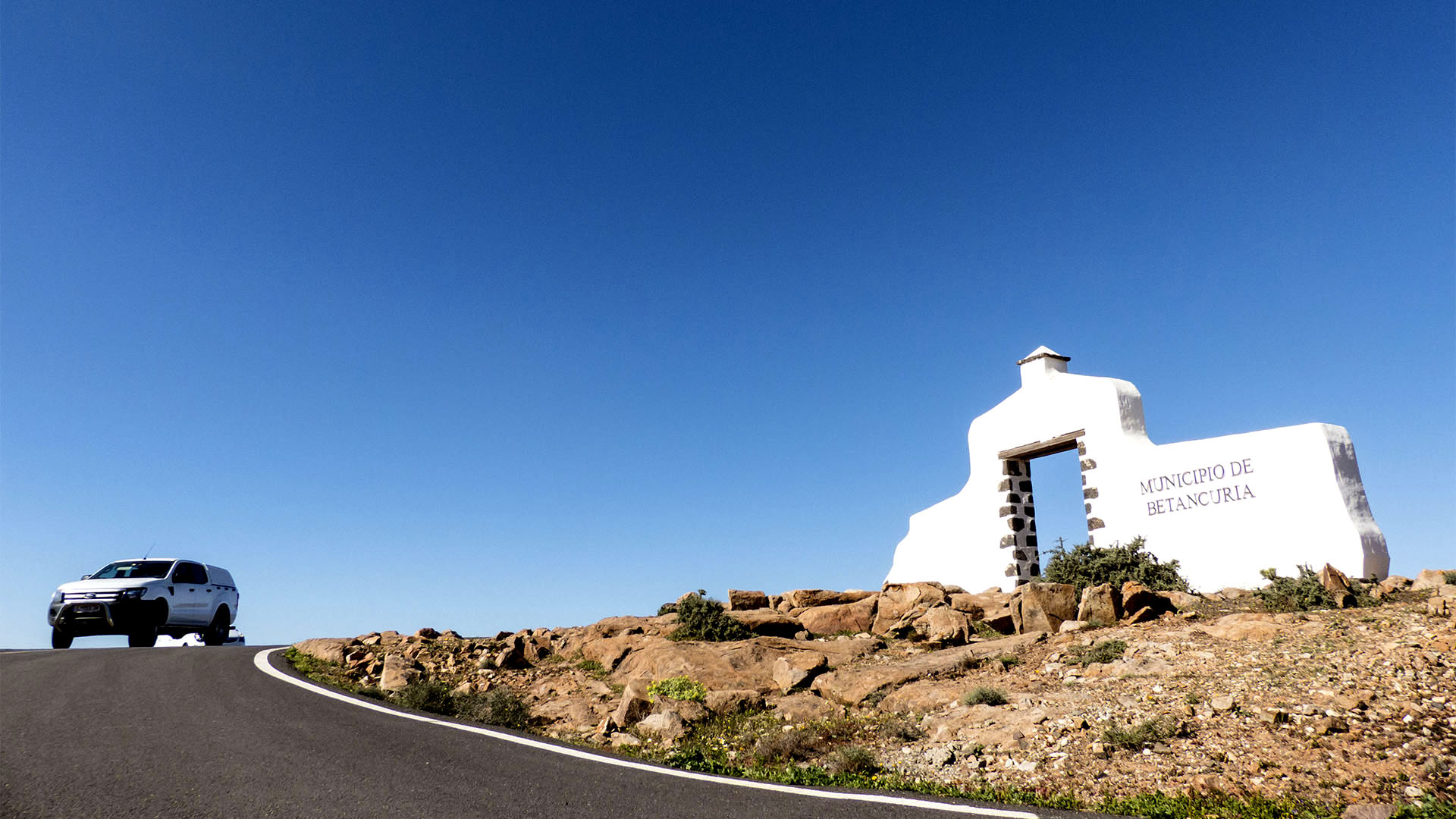 Sehenswürdigkeiten Fuerteventuras: Mirador de Fénduca.