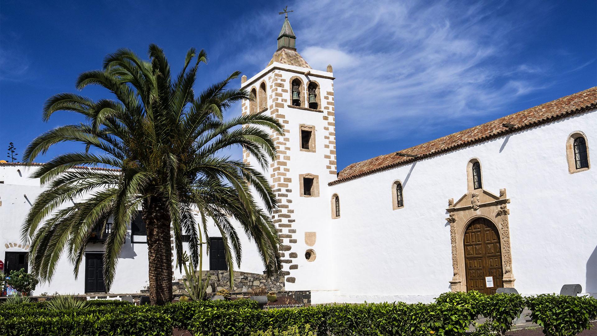 Sehenswürdigkeiten Fuerteventura – Kathedrale Santa Maria de Betancuria.