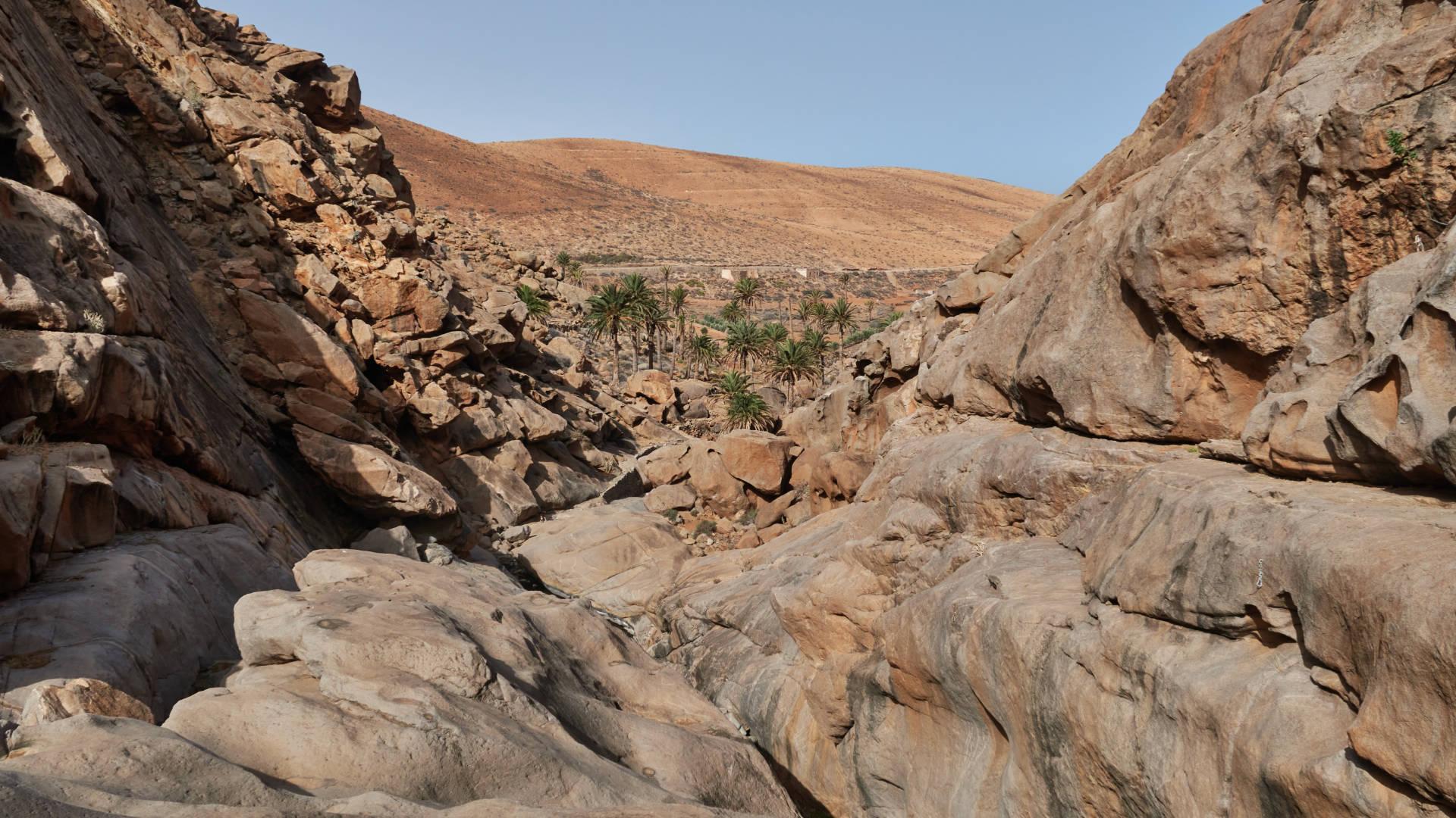 Barranco de las Peñitas Richtung Mal Paso.