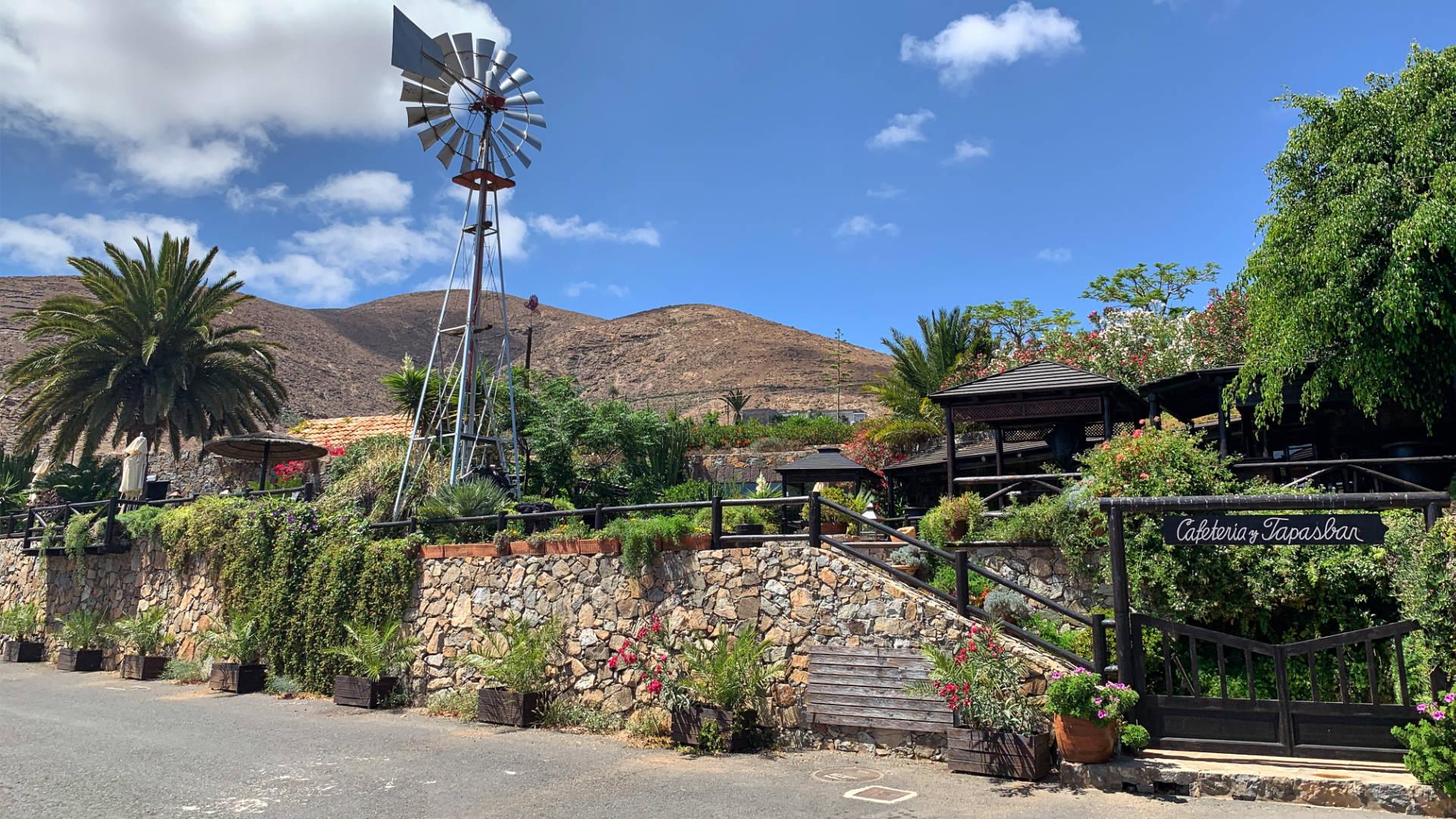 Casa de la Naturaleza im Barranco de las Peñitas.
