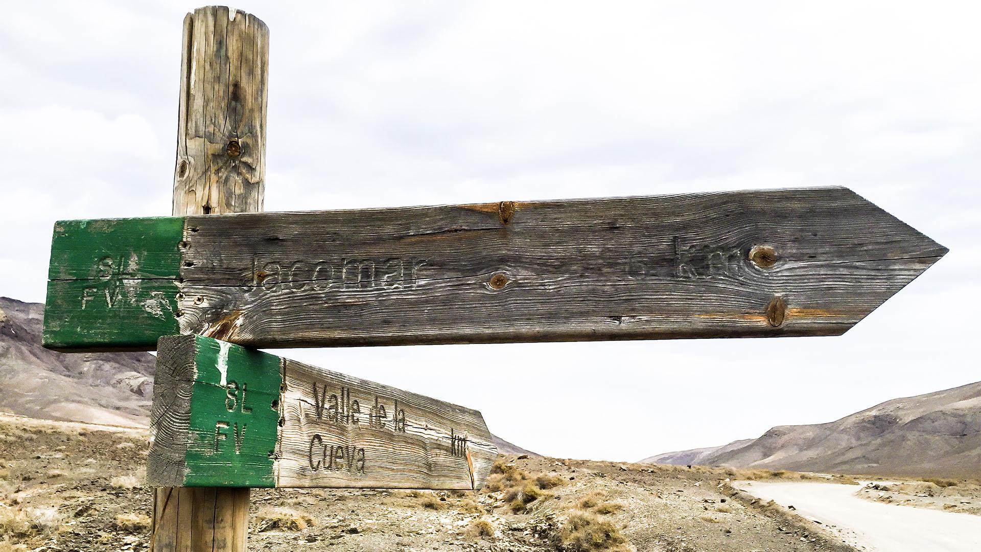 Sehenswürdigkeiten Fuerteventuras: Pozo Negro – Casas Jacomar