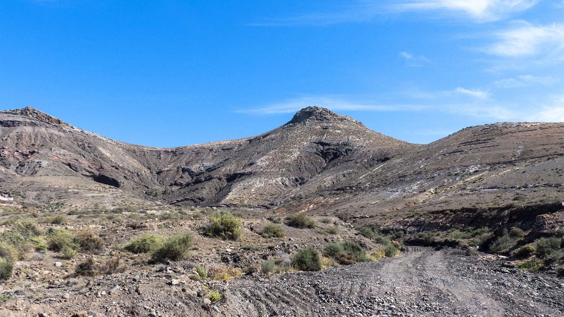 Sehenswürdigkeiten Fuerteventuras: Ampuyenta – Fuentes de Los Pocitos